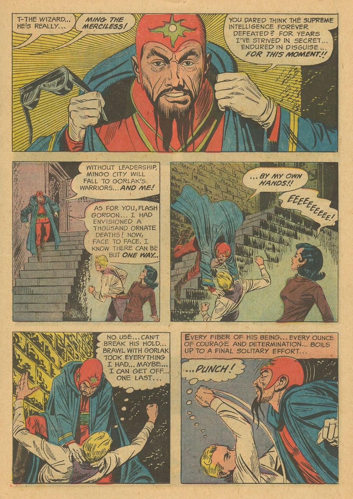 Flash Gordon (1966) issue 2 - Page 15
