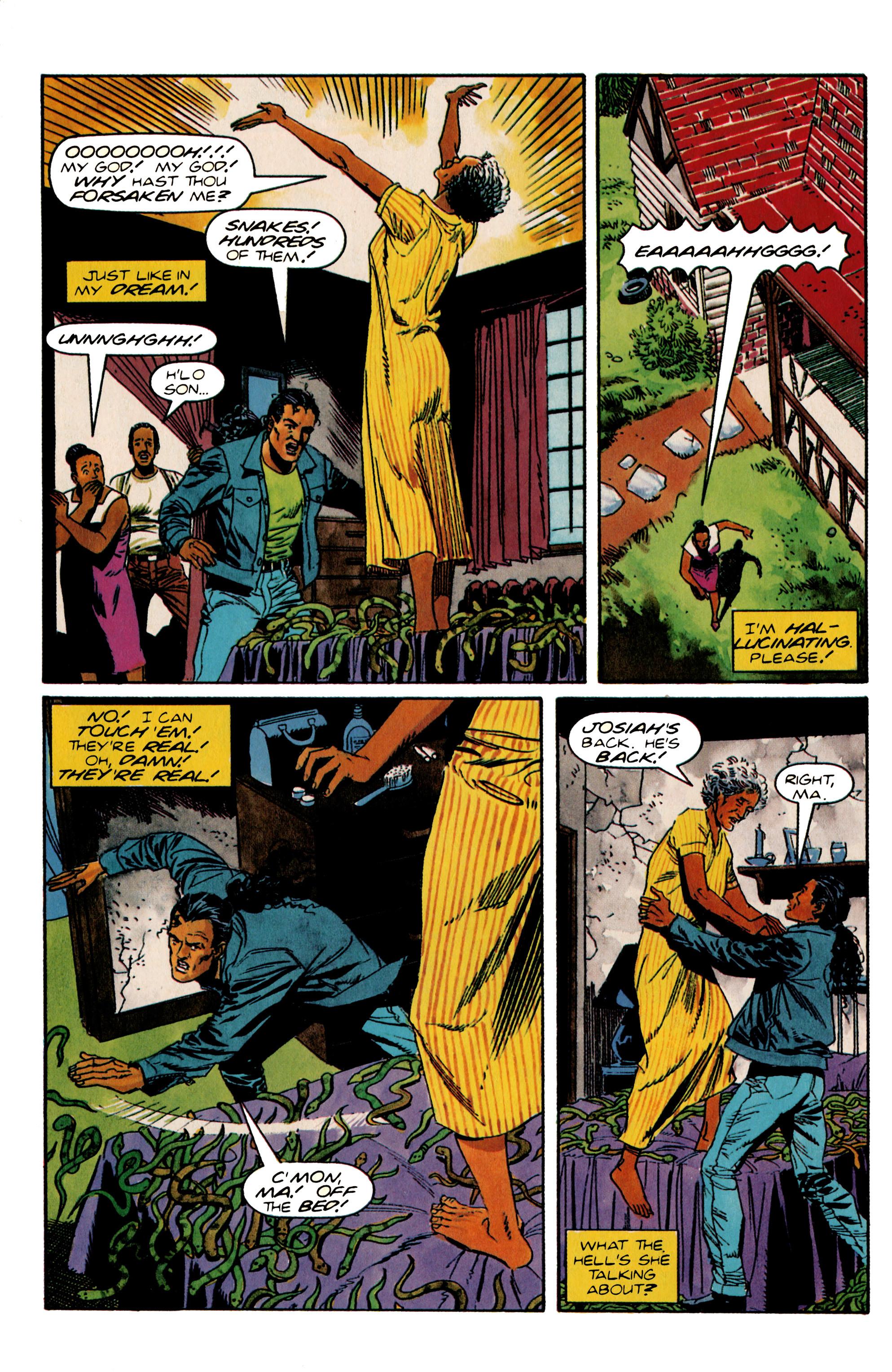Read online Shadowman (1992) comic -  Issue #20 - 9