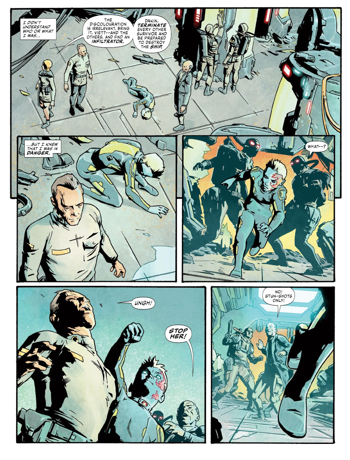 2000 AD issue 2220 - Page 44