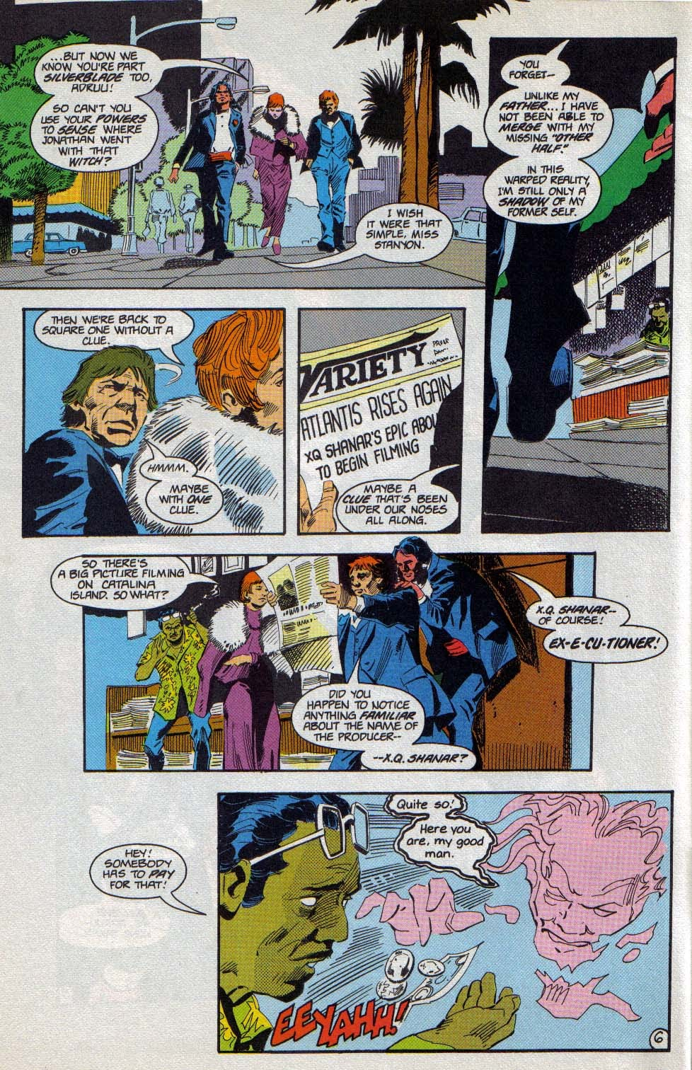 Silverblade issue 11 - Page 6