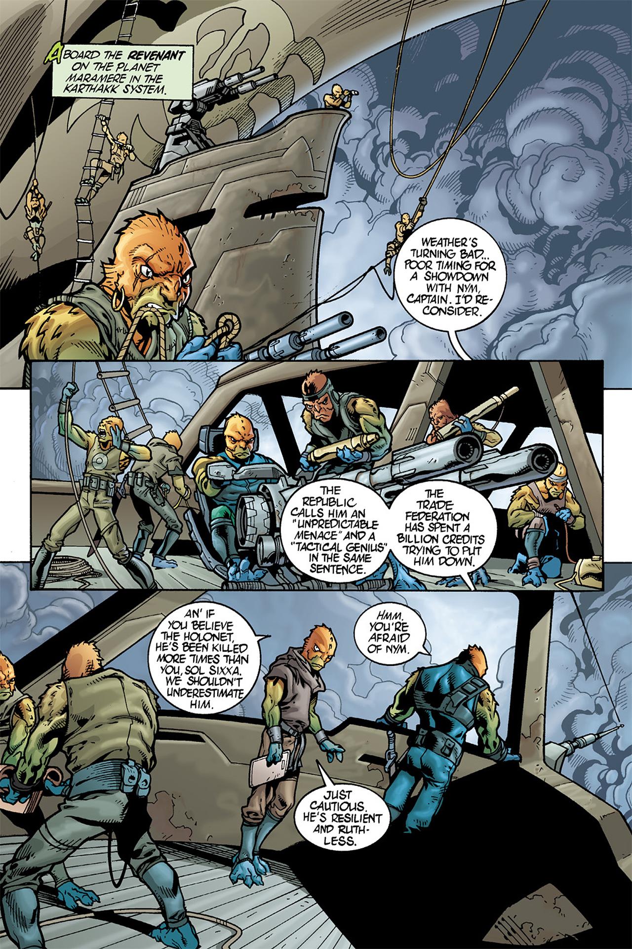Read online Star Wars Omnibus comic -  Issue # Vol. 10 - 402