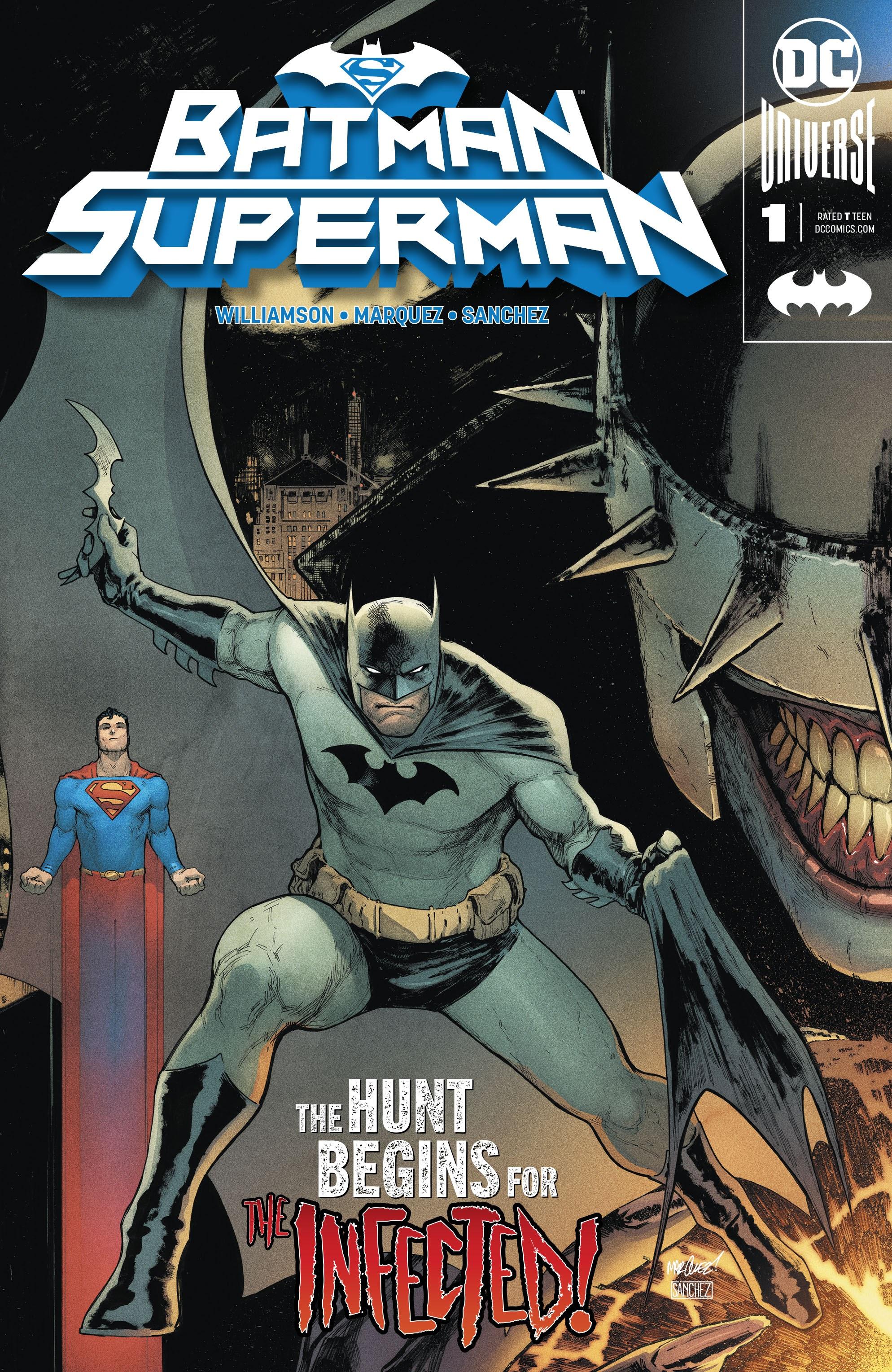 Batman/Superman (2019) issue 1 - Page 1