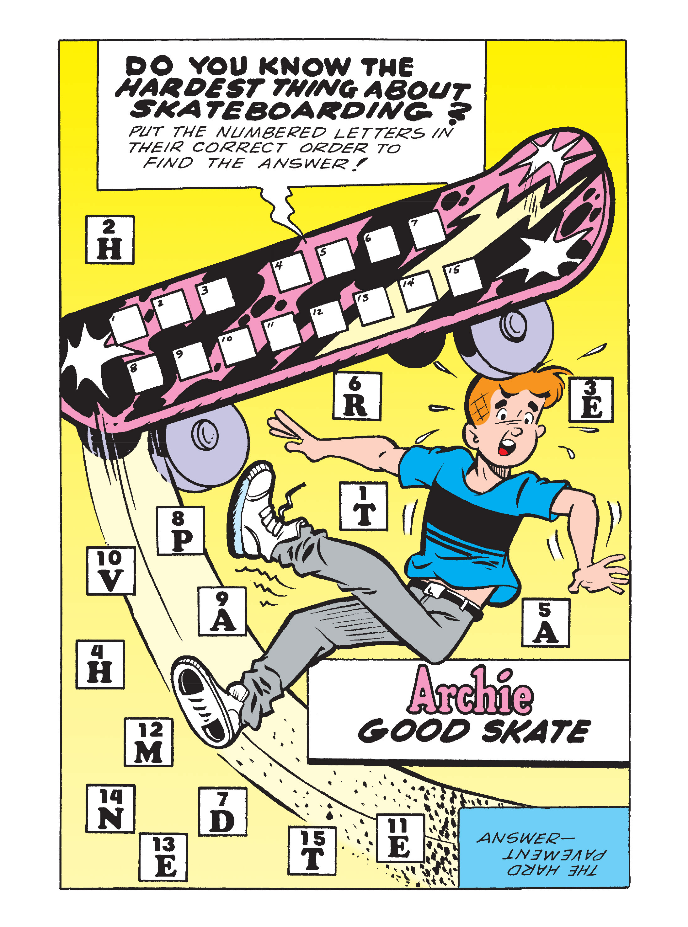 Read online Archie's Funhouse Double Digest comic -  Issue #7 - 60