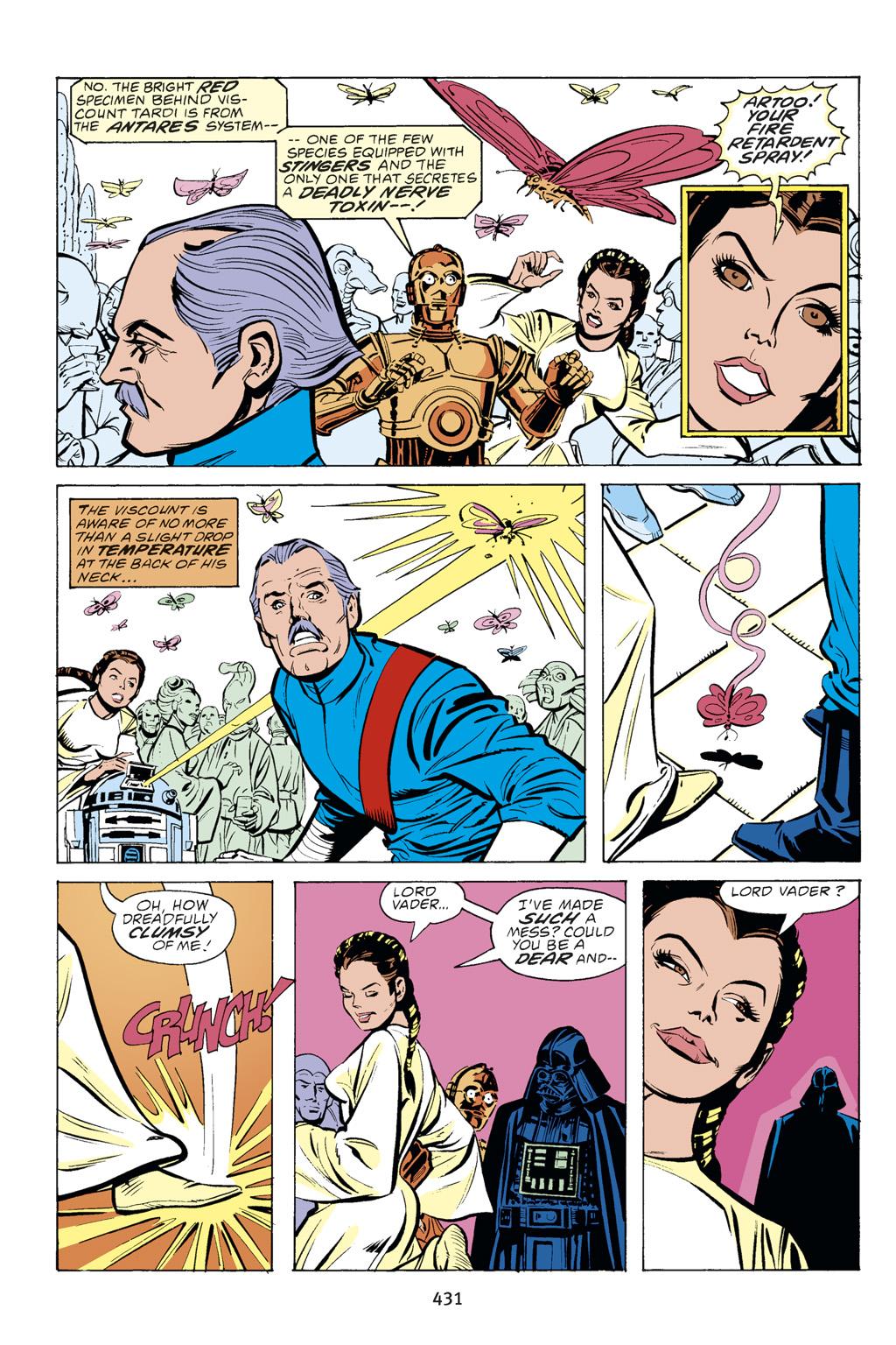 Read online Star Wars Omnibus comic -  Issue # Vol. 14 - 425