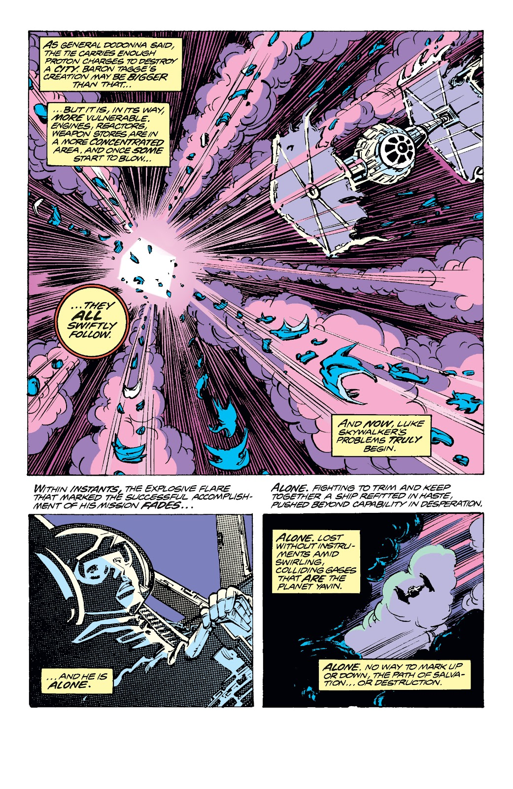 Read online Star Wars Legends: The Original Marvel Years - Epic Collection comic -  Issue # TPB 2 (Part 1) - 57