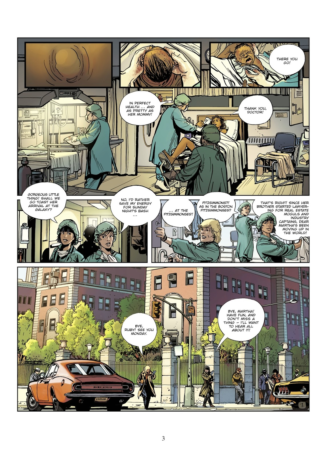 XIII Mystery issue 8 - Page 5