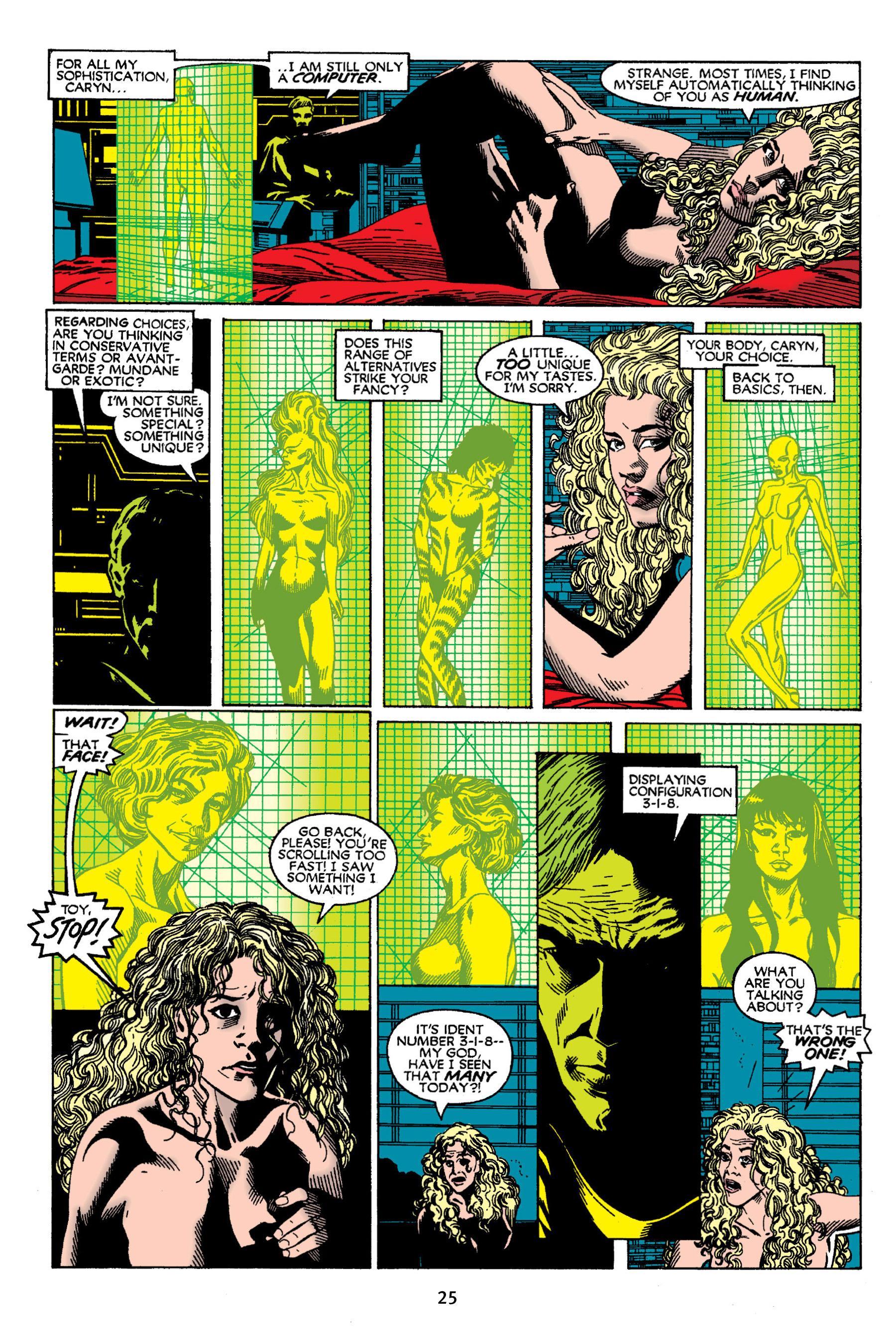 Read online Aliens vs. Predator Omnibus comic -  Issue # _TPB 2 Part 1 - 25