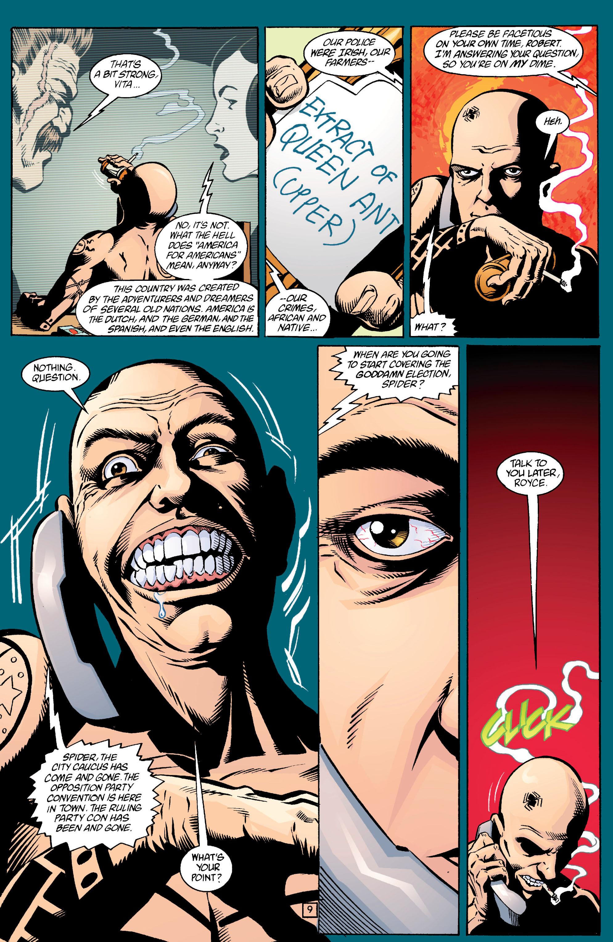 Read online Transmetropolitan comic -  Issue #13 - 10