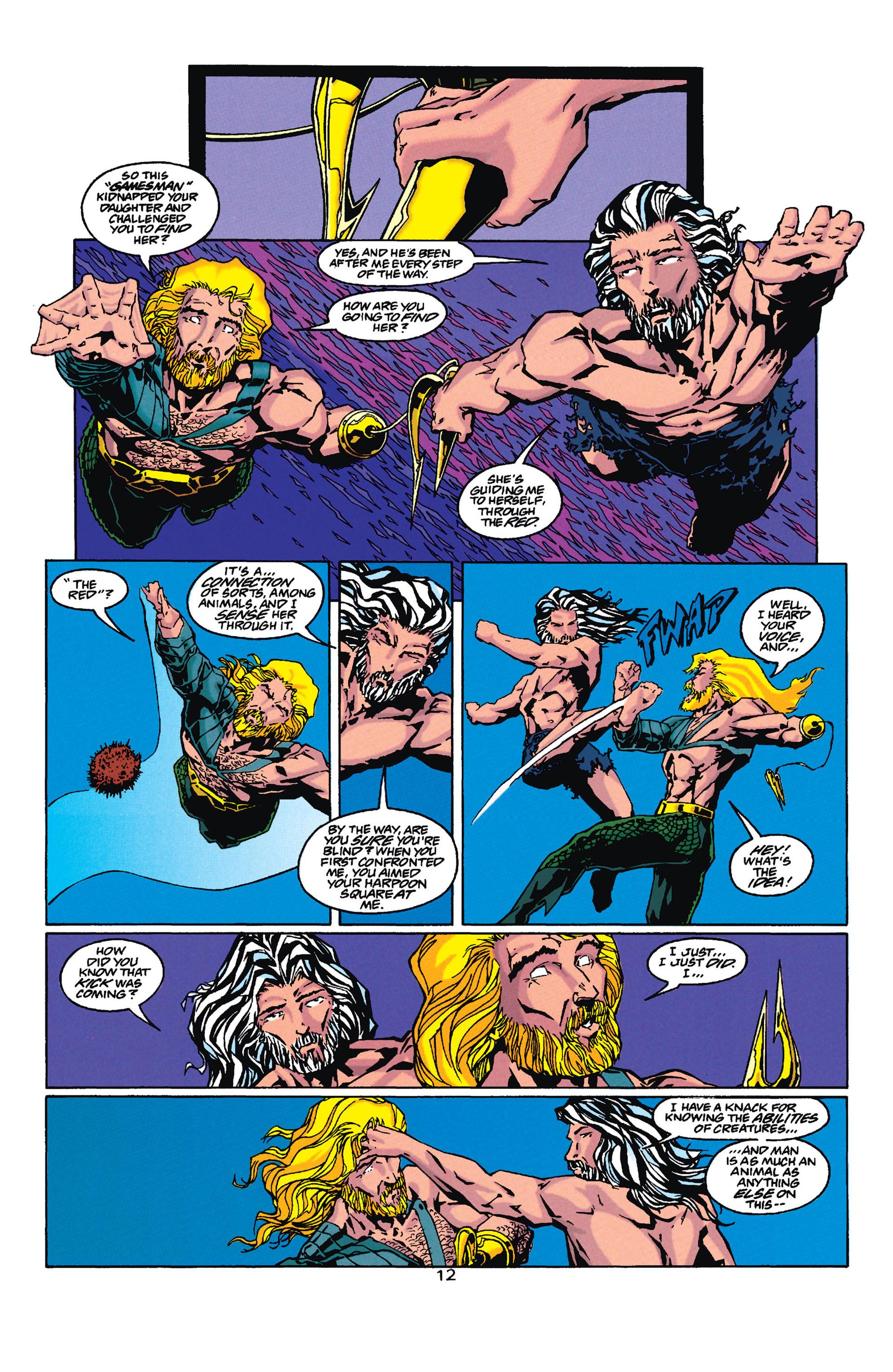 Read online Aquaman (1994) comic -  Issue #35 - 12