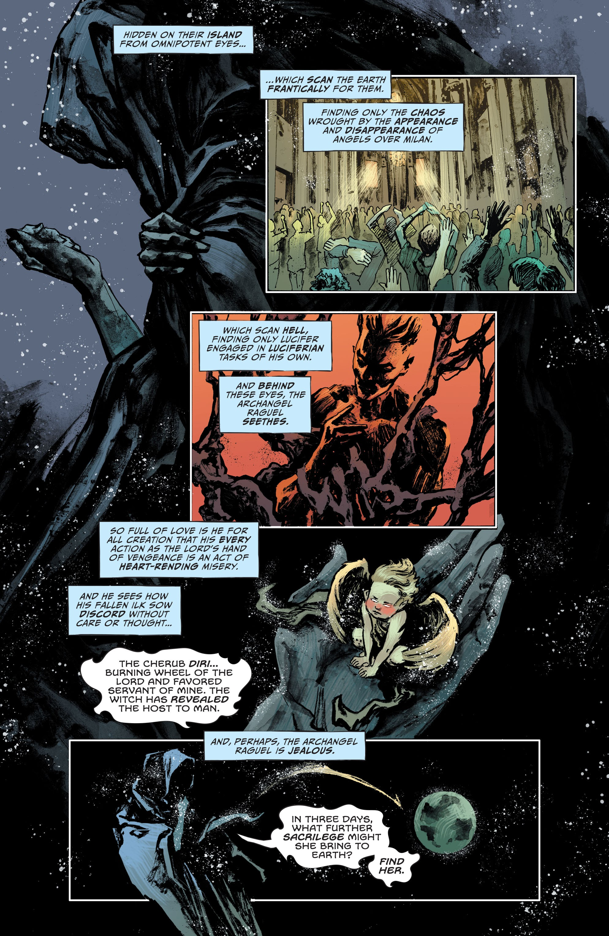 Read online Lucifer (2018) comic -  Issue #7 - 18