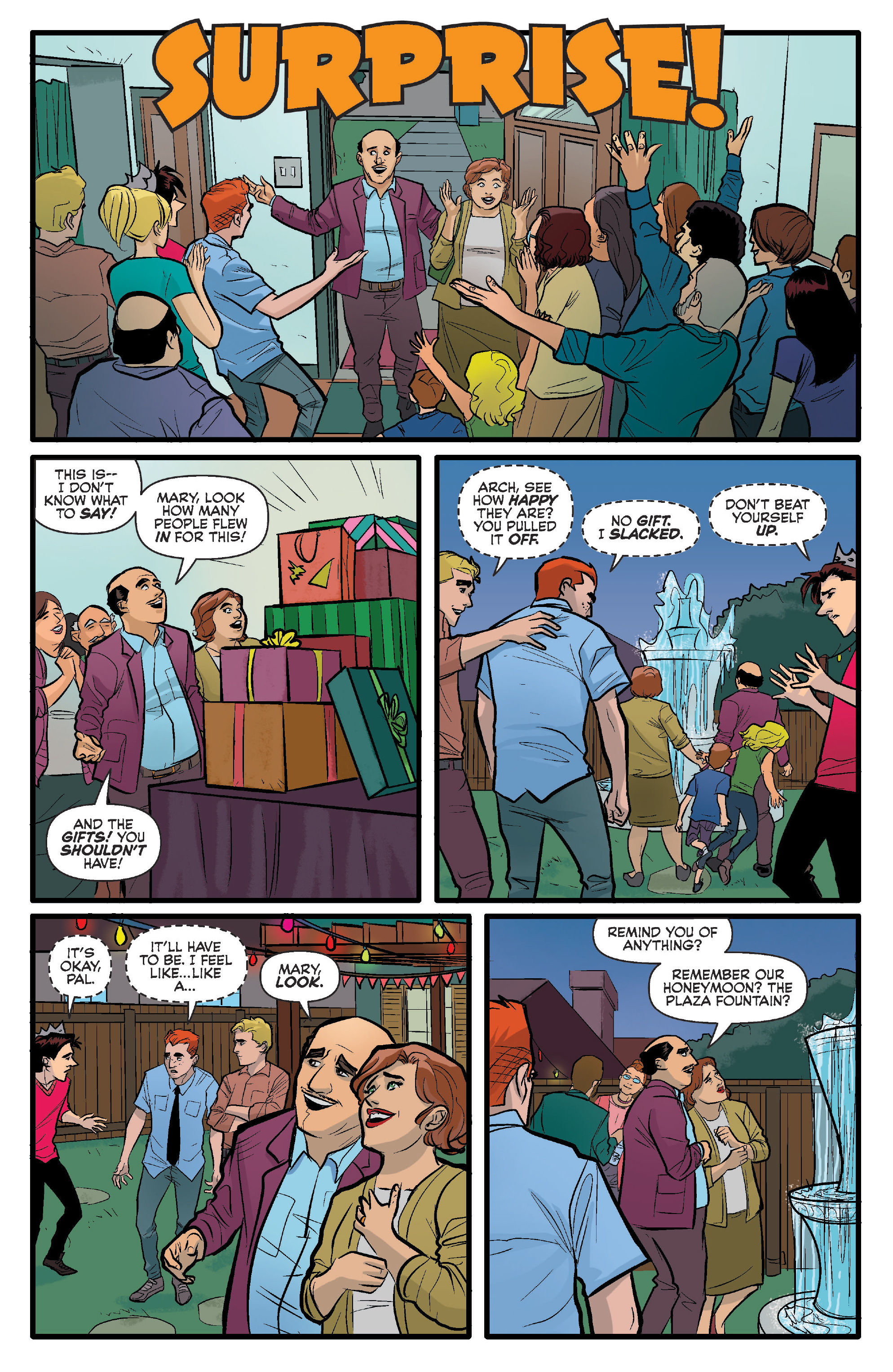 Read online Archie (2015) comic -  Issue #15 - 10