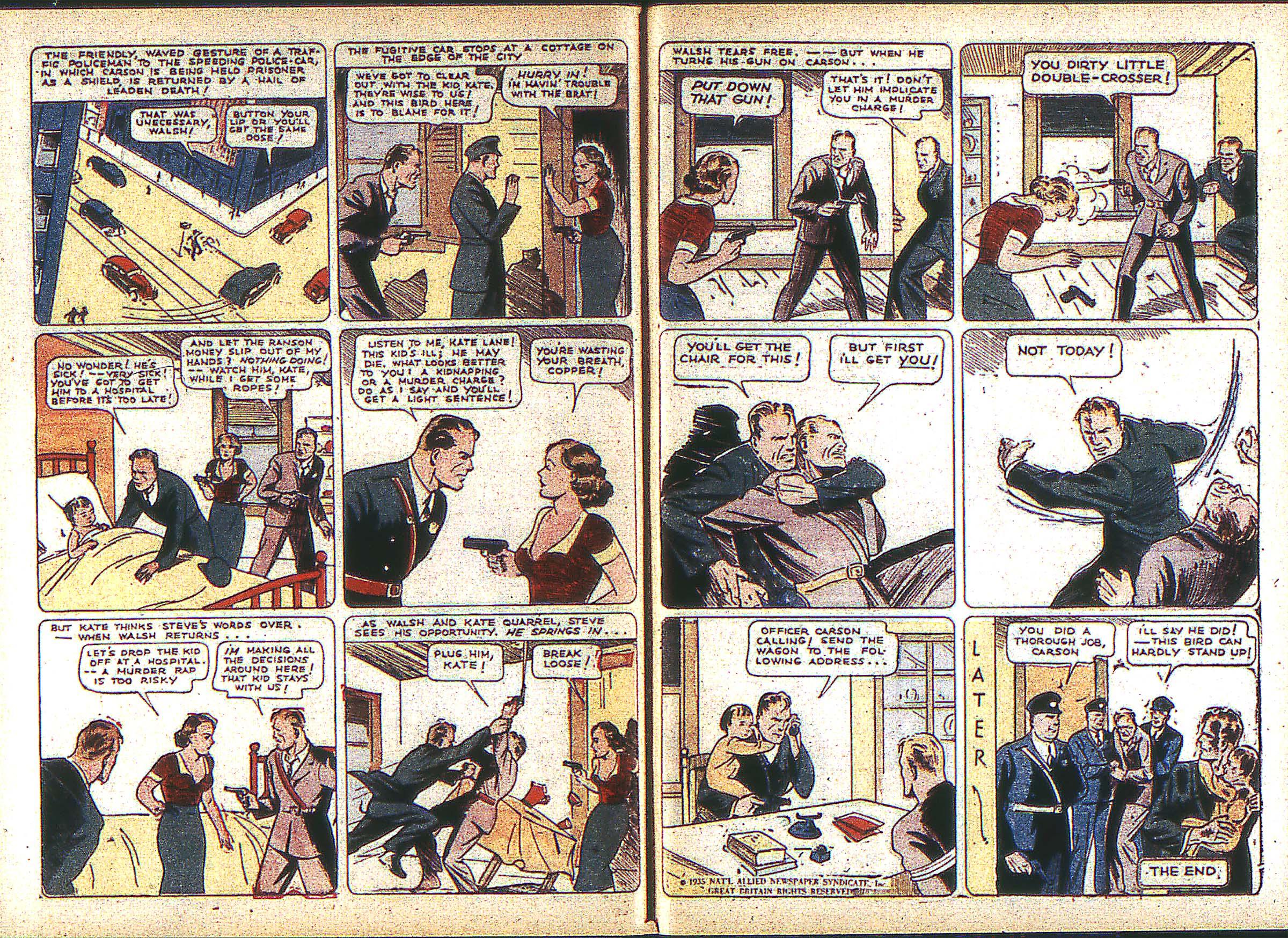 Read online Adventure Comics (1938) comic -  Issue #2 - 41