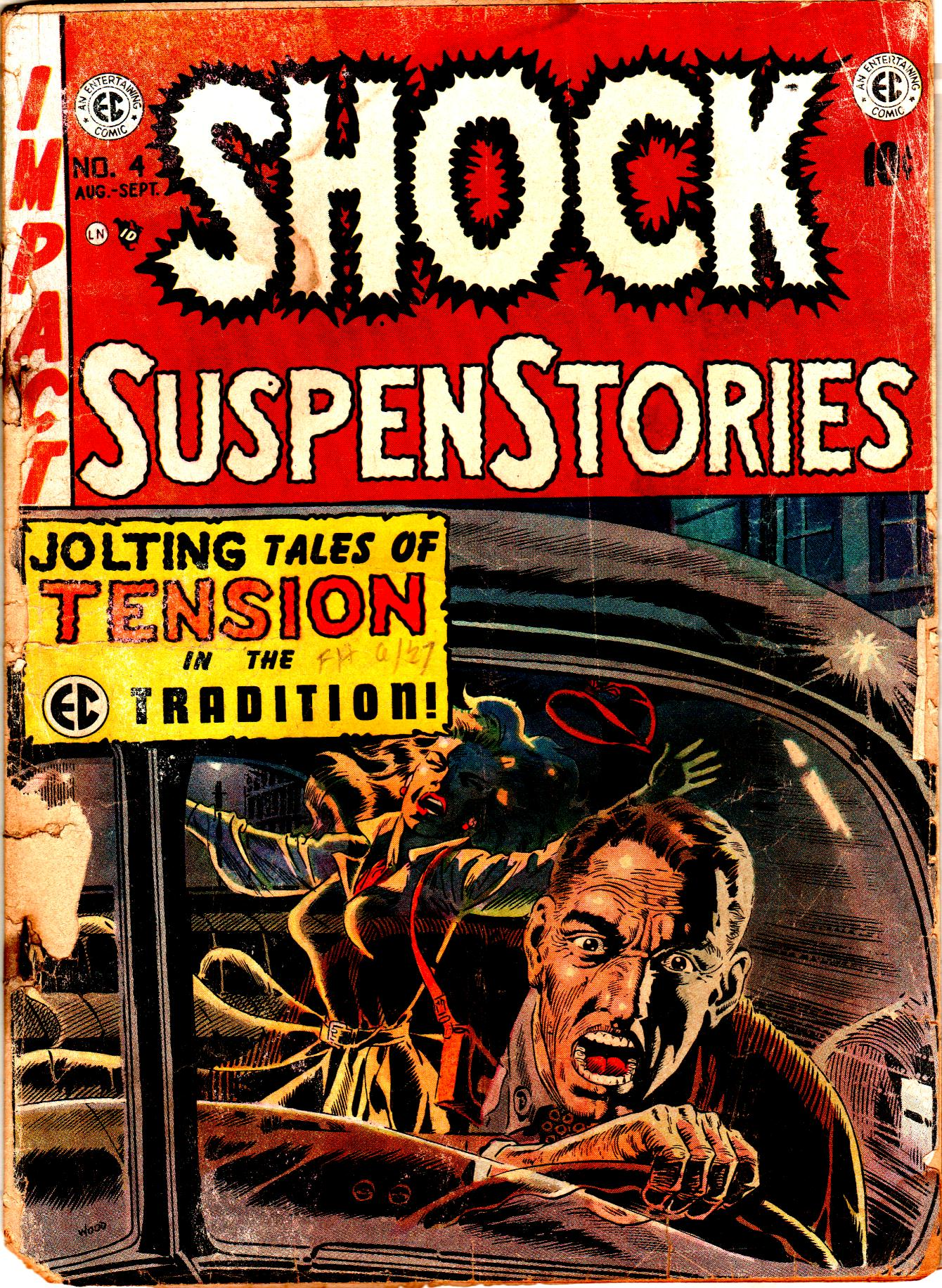 Shock SuspenStories 4 Page 1