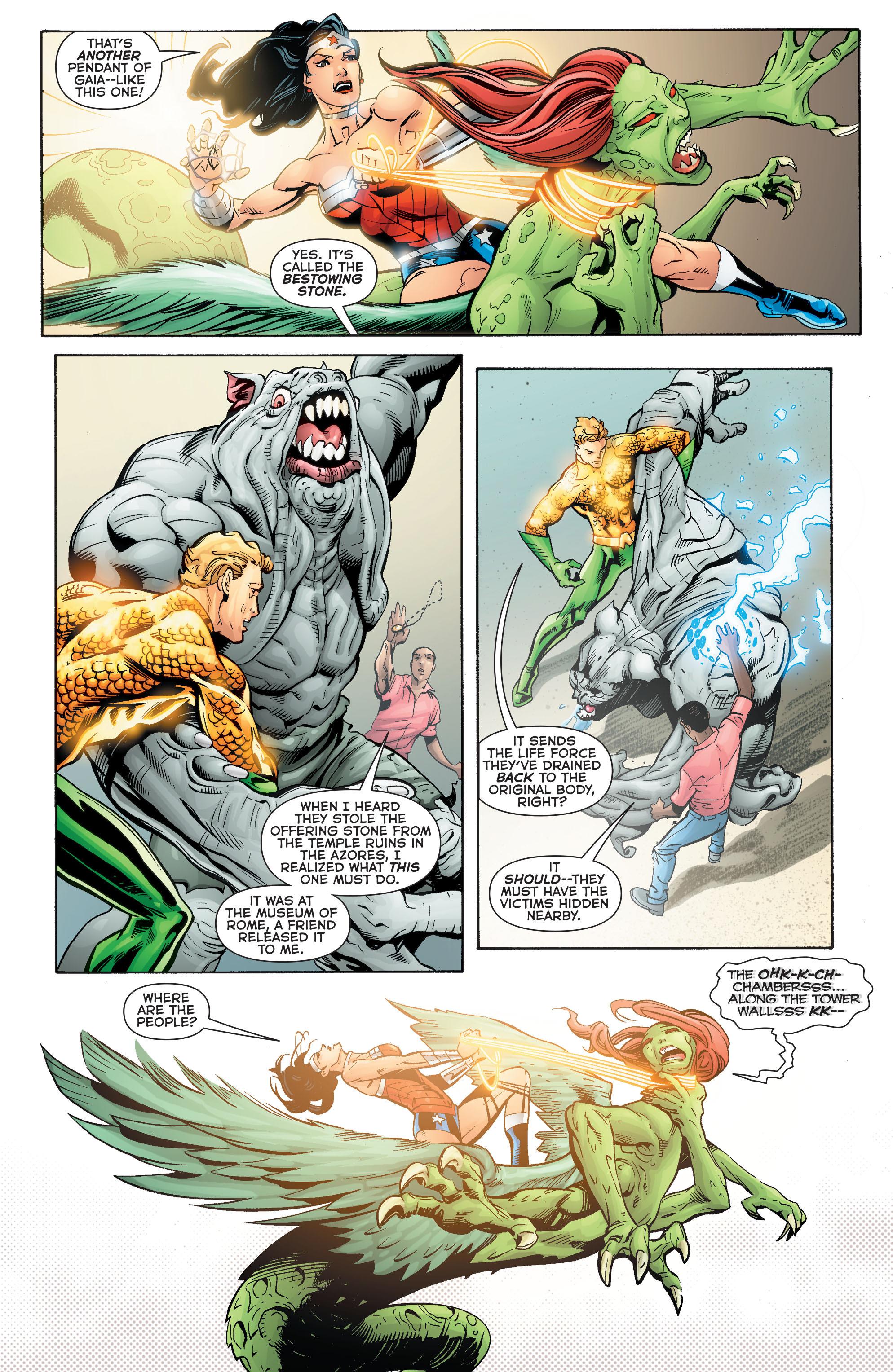 Read online Aquaman (2011) comic -  Issue #Aquaman (2011) _Annual 2 - 25