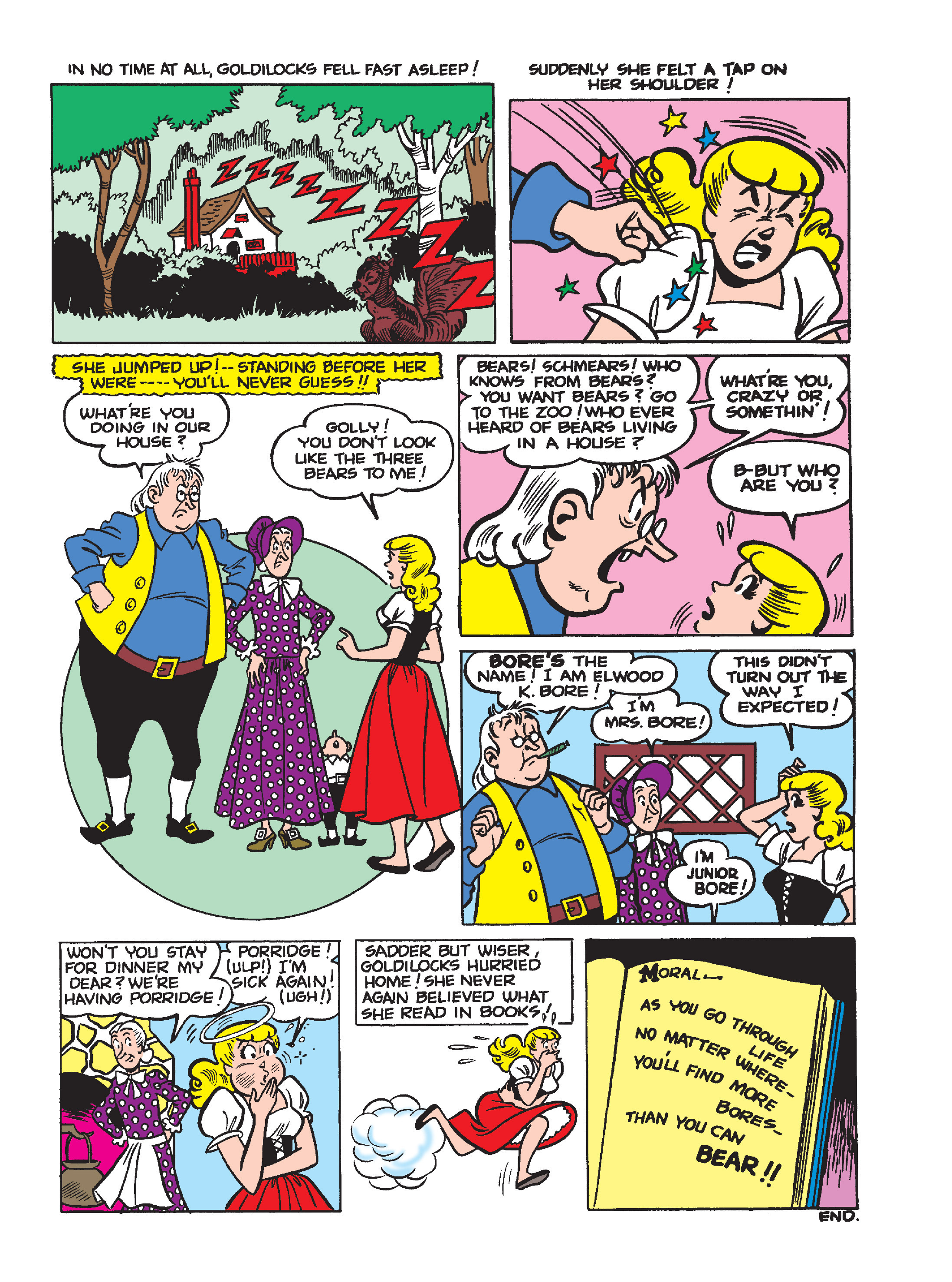 Read online Archie 1000 Page Comics Blowout! comic -  Issue # TPB (Part 3) - 81