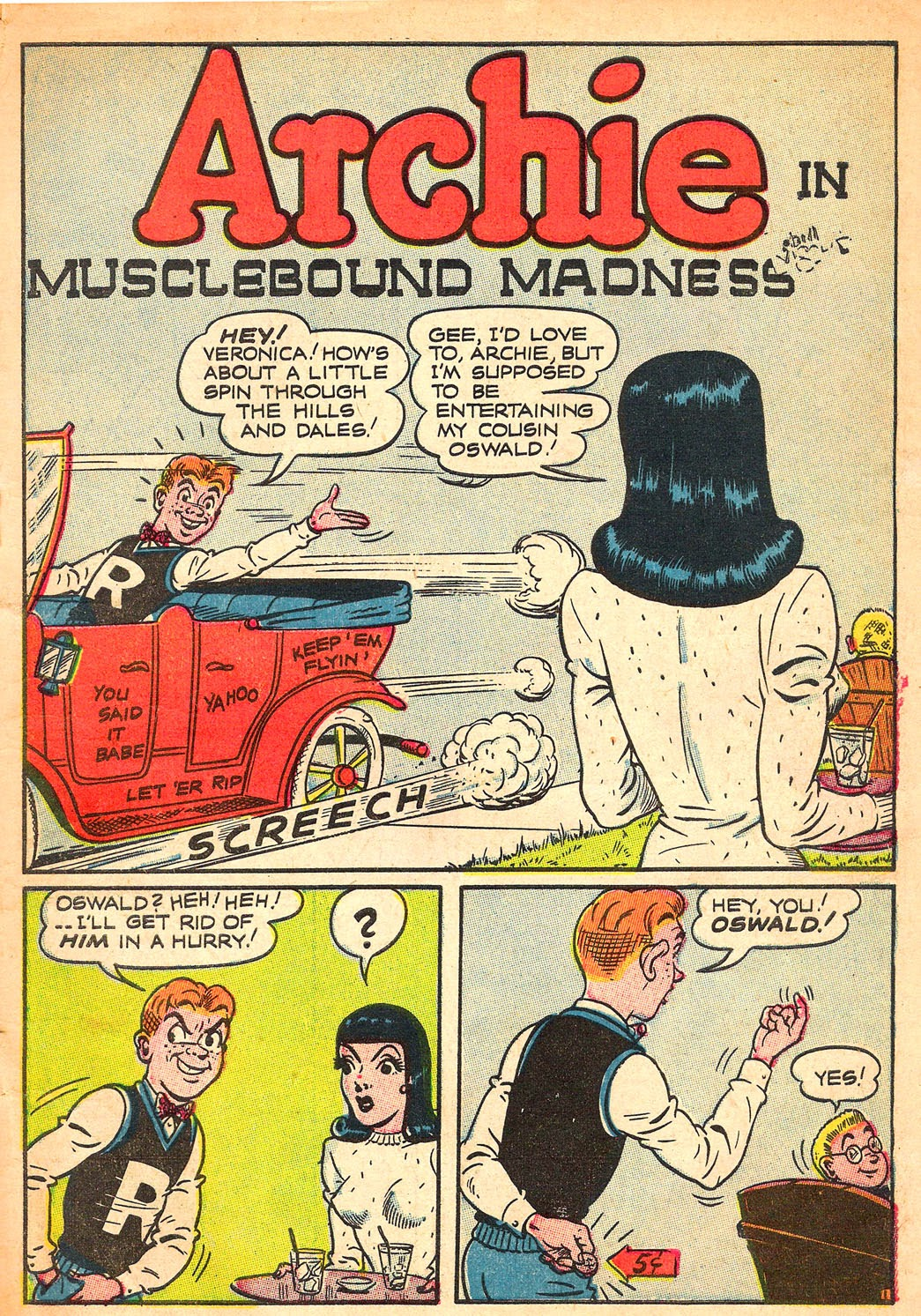 Archie Comics issue 027 - Page 3