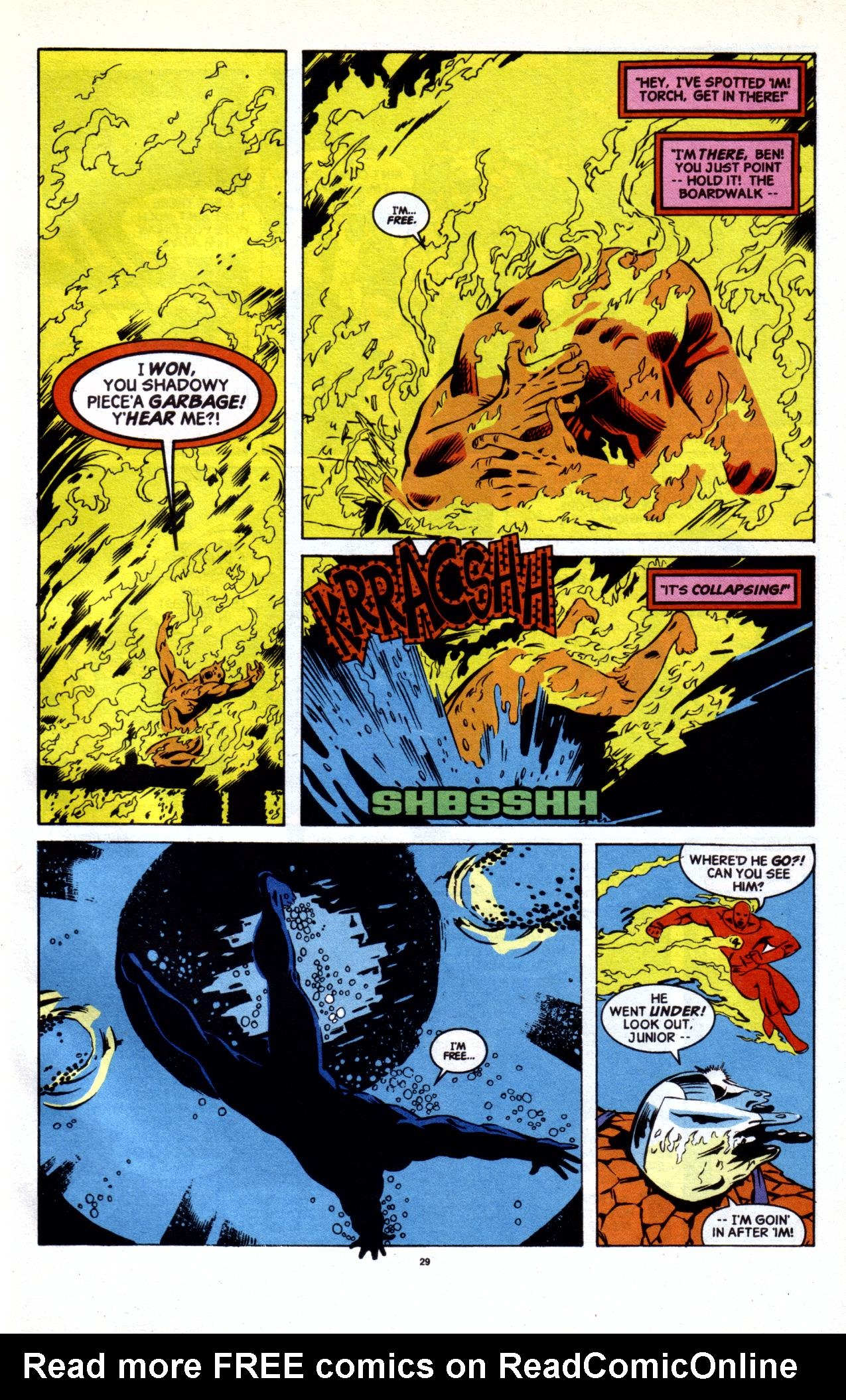 Cage (1992) issue 20 - Page 21