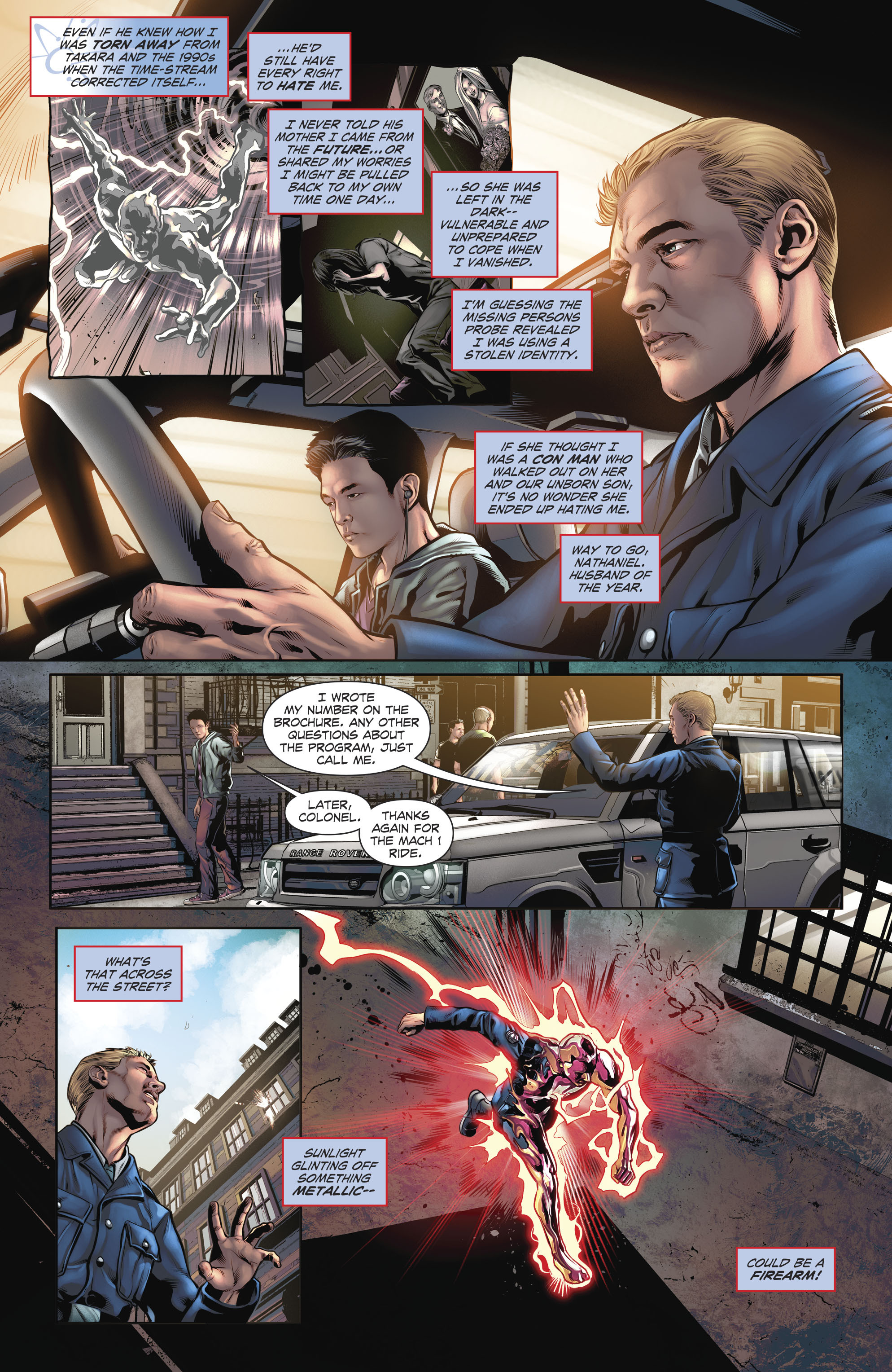 Read online The Fall and Rise of Captain Atom comic -  Issue #5 - 15
