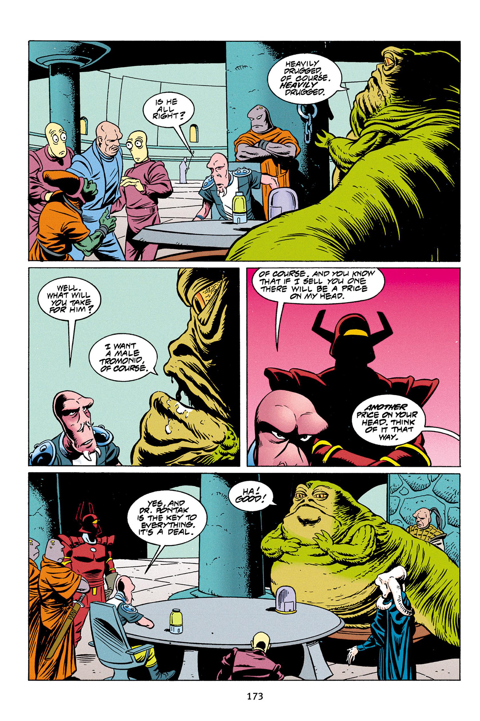 Read online Star Wars Omnibus comic -  Issue # Vol. 30 - 170