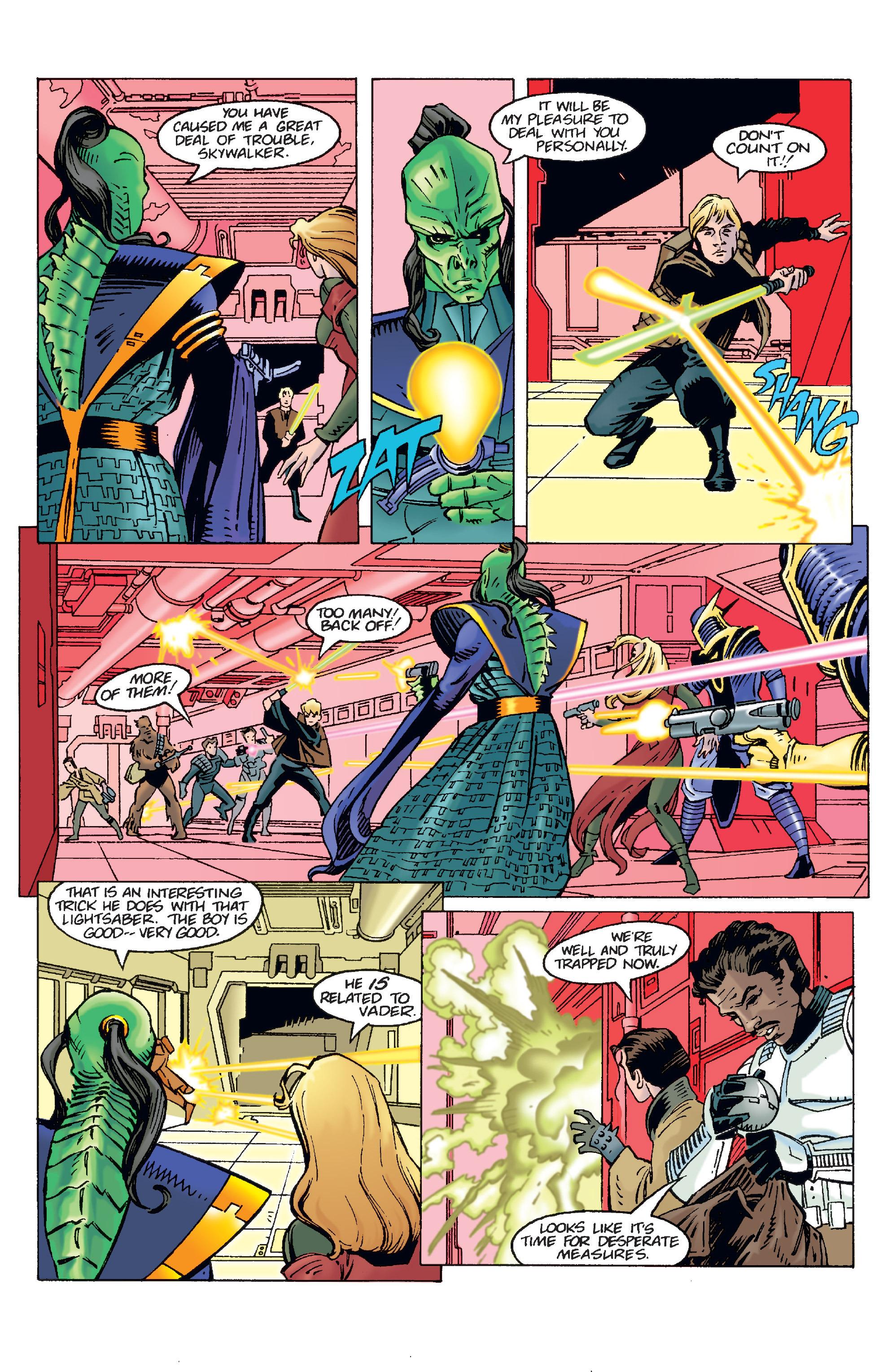 Read online Star Wars Omnibus comic -  Issue # Vol. 11 - 137