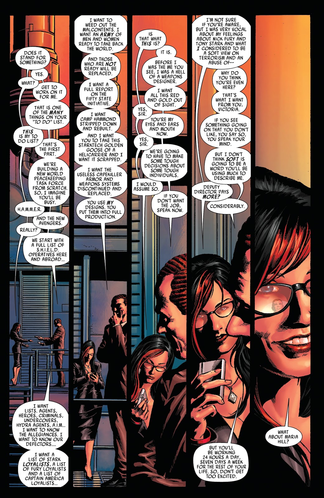 Read online Siege Prelude comic -  Issue # TPB (Part 1) - 8