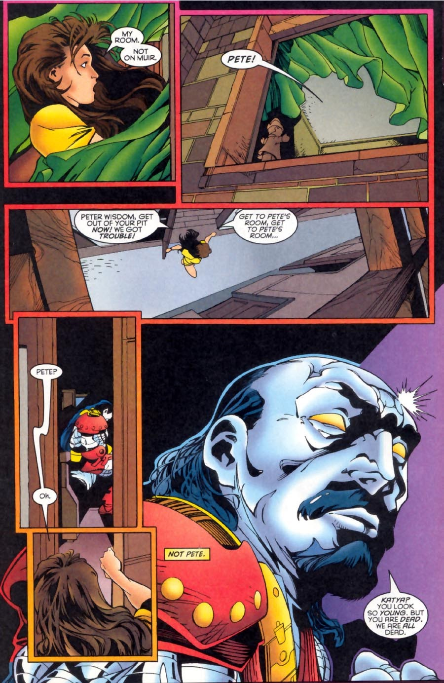 Excalibur (1988) issue 103 - Page 5