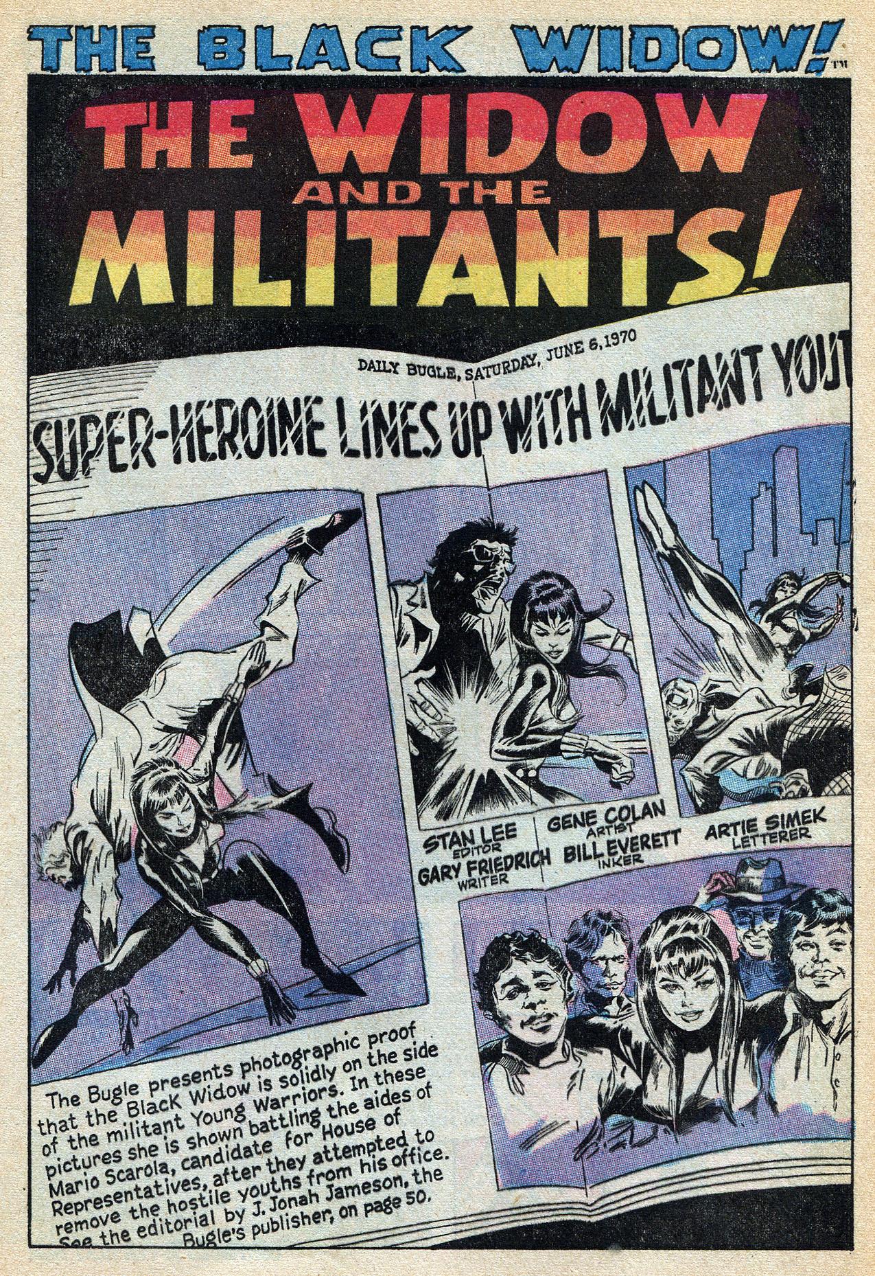 Read online Amazing Adventures (1970) comic -  Issue #3 - 17