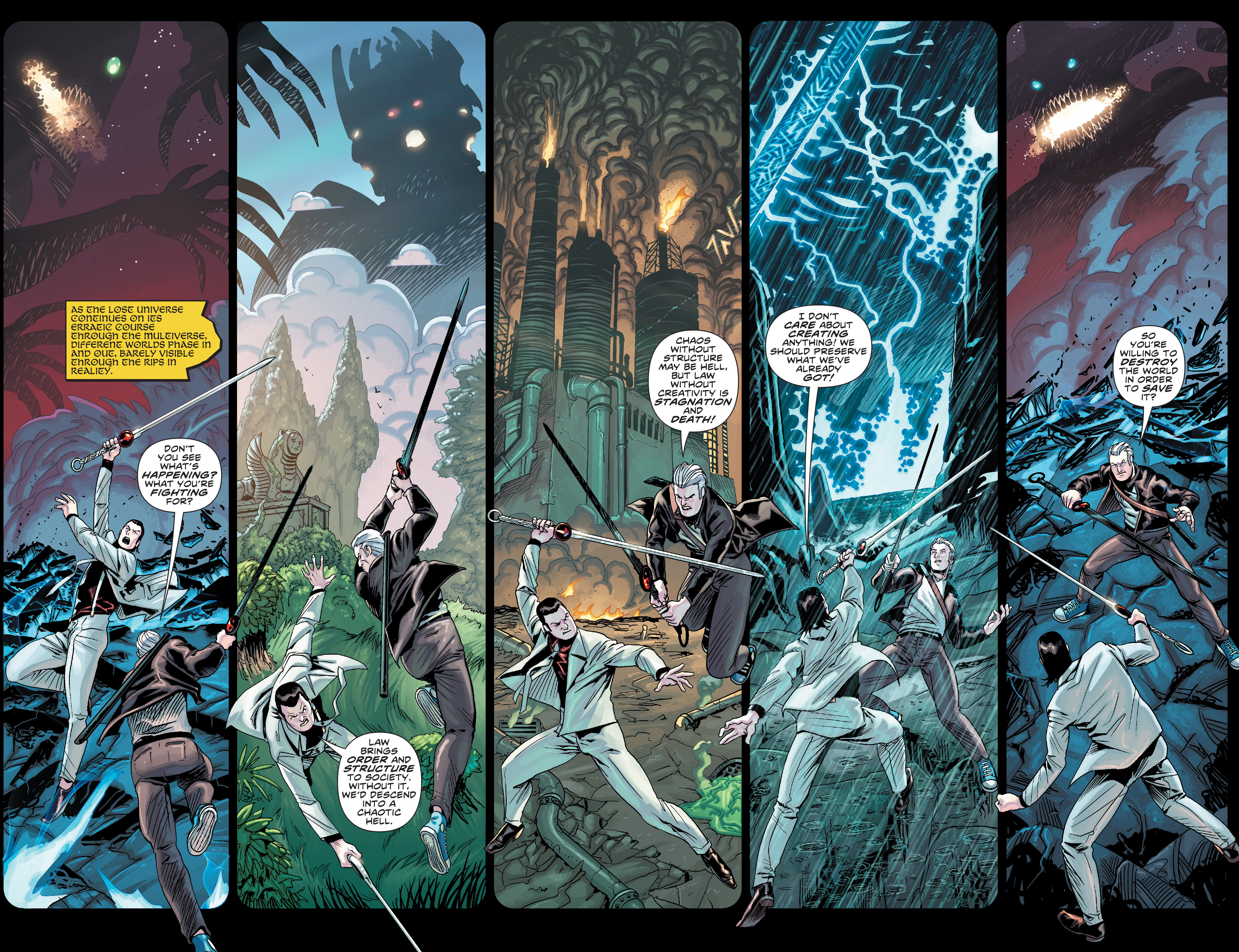 Read online Elric: The Balance Lost comic -  Issue # TPB 3 - 80