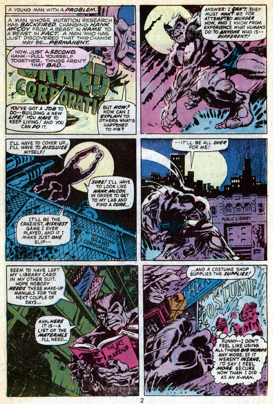 The Avengers (1963) 136 Page 2