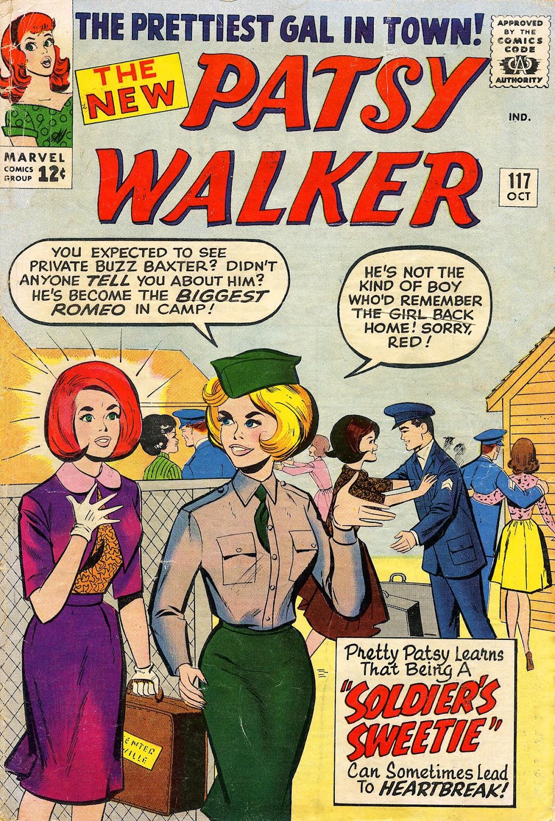 Patsy Walker 117 Page 1