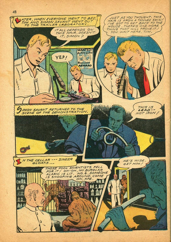 Read online Super-Magician Comics comic -  Issue #9 - 47