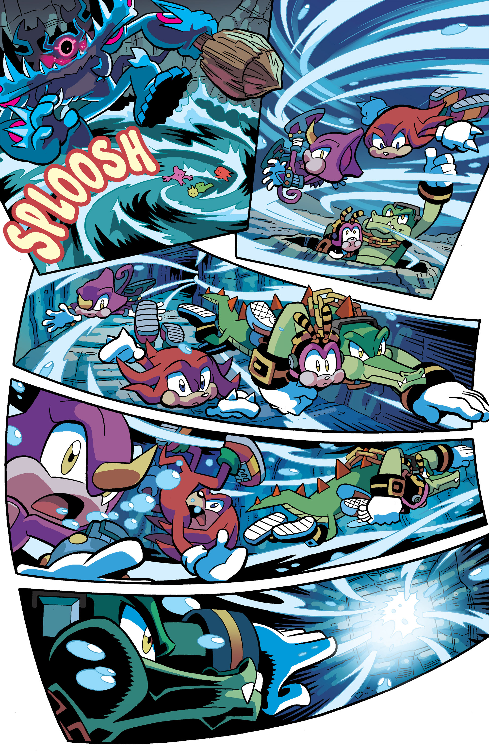 Read online Sonic Universe comic -  Issue #66 - 8