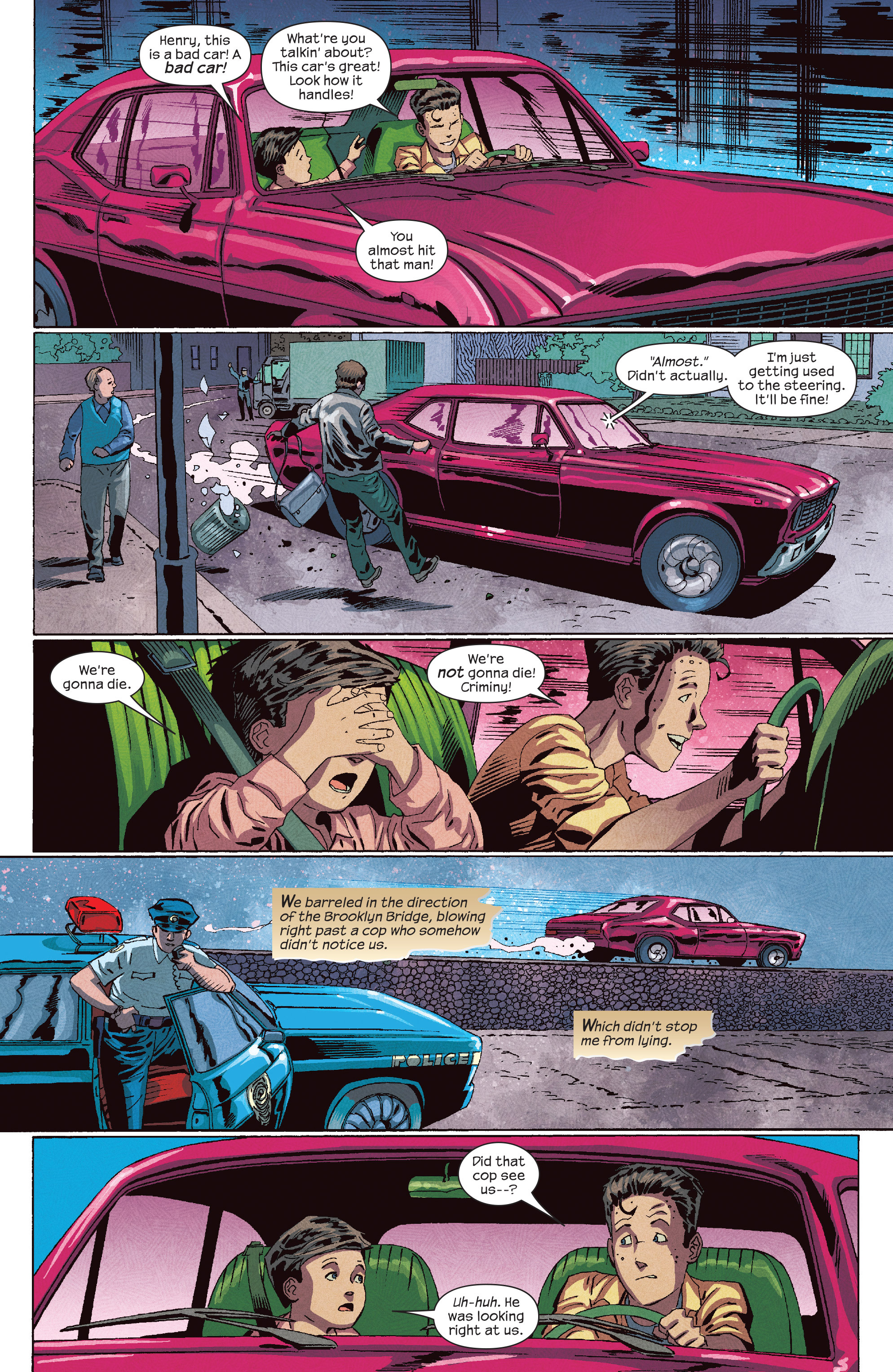 Read online Dark Tower: The Drawing of the Three - The Prisoner comic -  Issue #2 - 12