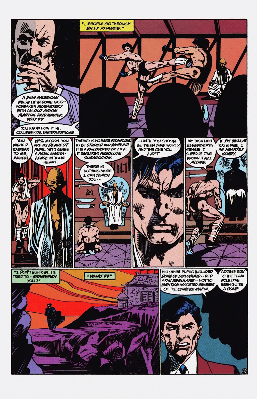 Read online Detective Comics (1937) comic -  Issue # _TPB Batman - Blind Justice (Part 1) - 73