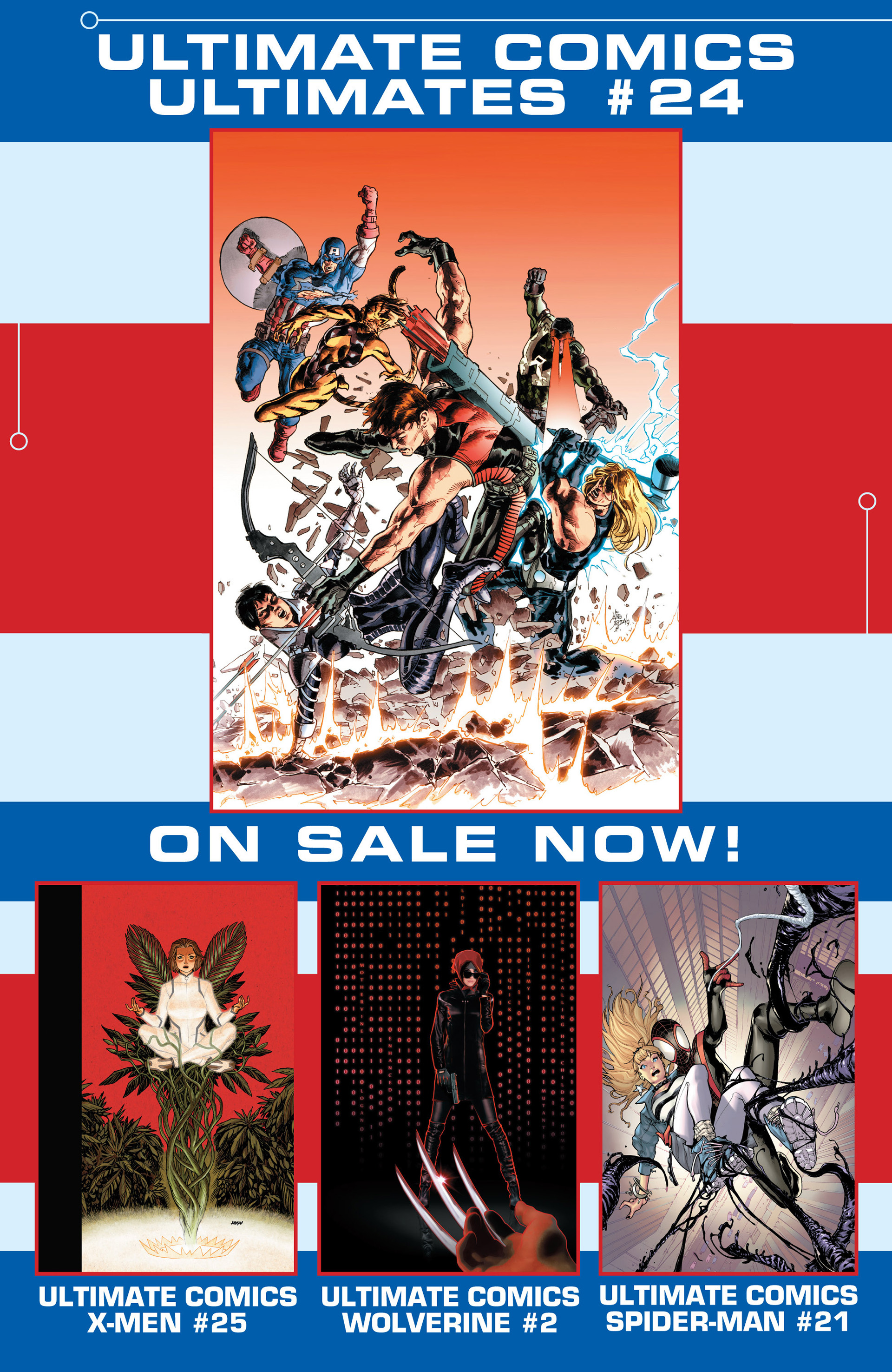 Read online Ultimate Comics Ultimates comic -  Issue #23 - 22