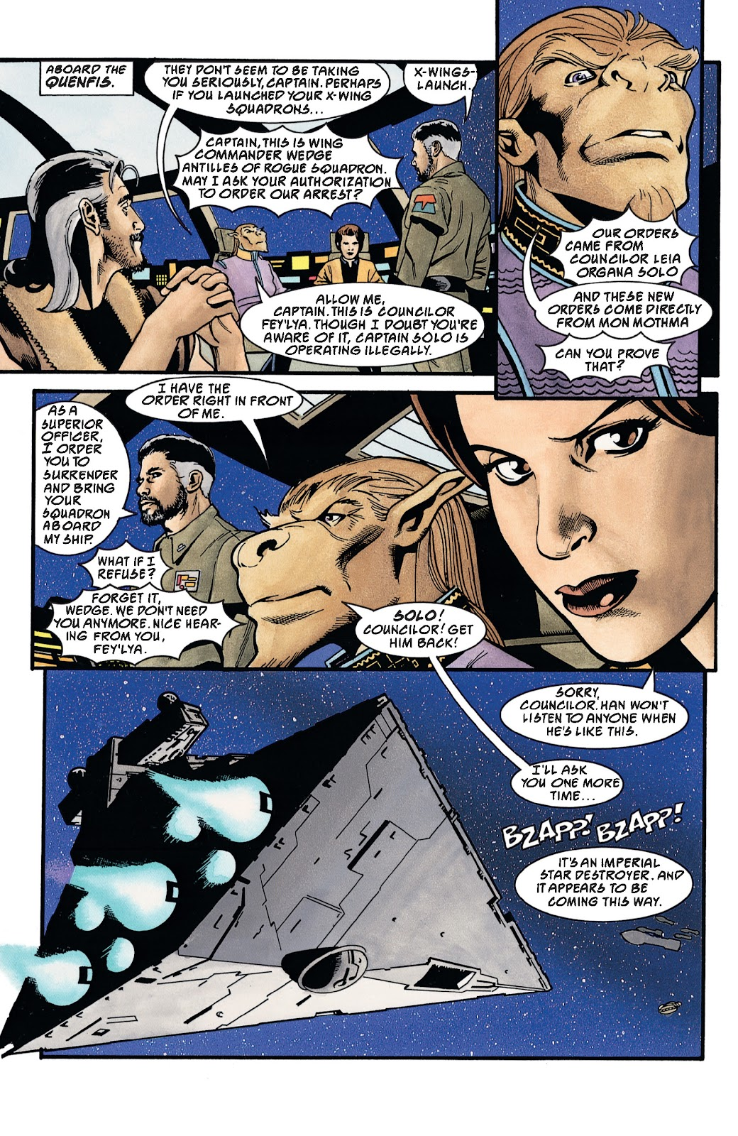 Read online Star Wars Legends: The New Republic - Epic Collection comic -  Issue # TPB 4 (Part 3) - 83