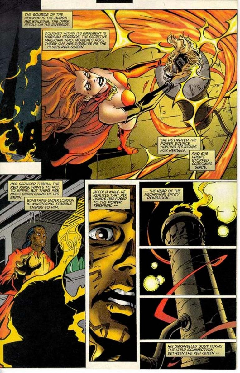 Excalibur (1988) issue 100 - Page 3