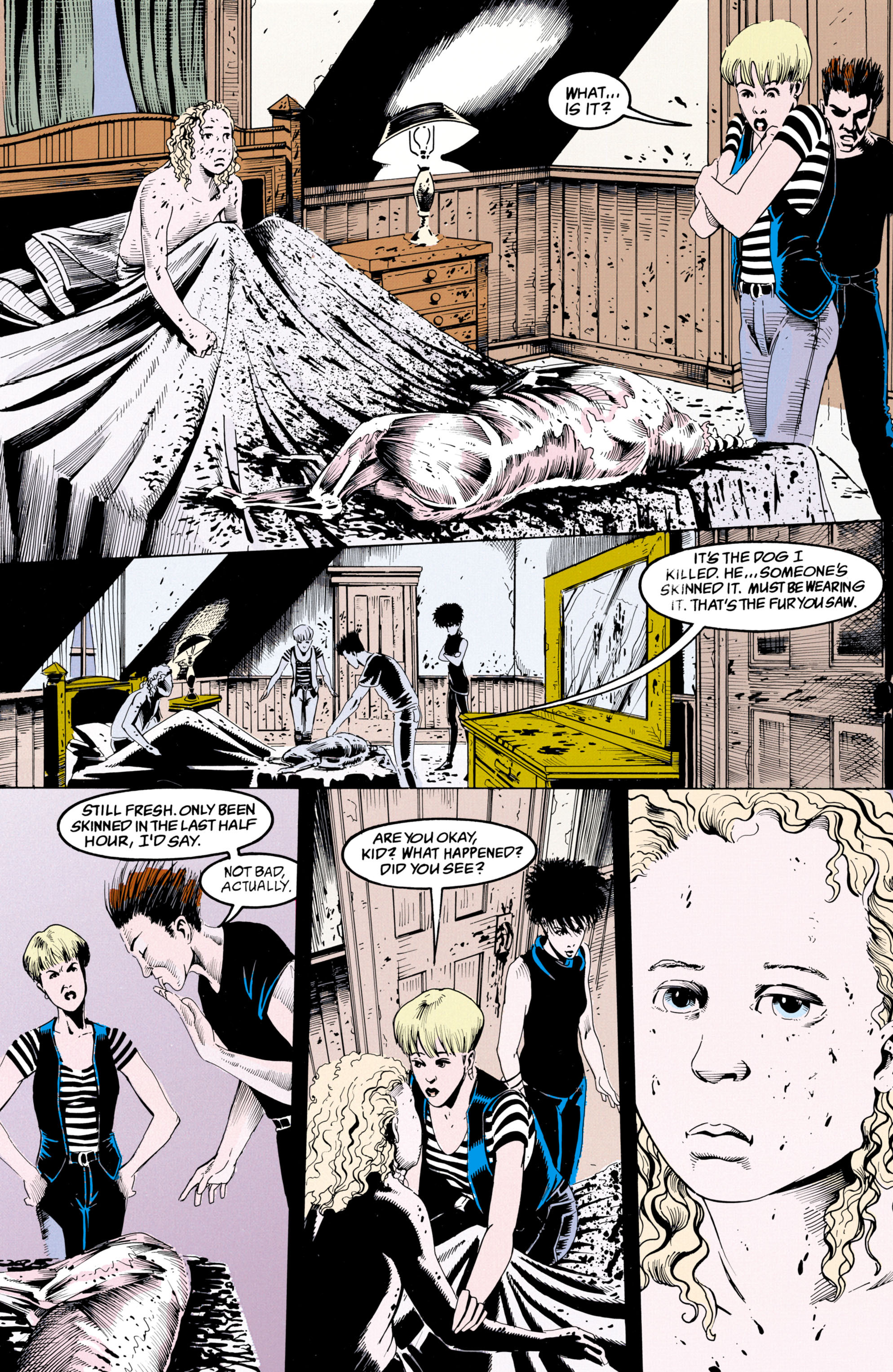 Read online Shade, the Changing Man comic -  Issue #36 - 22