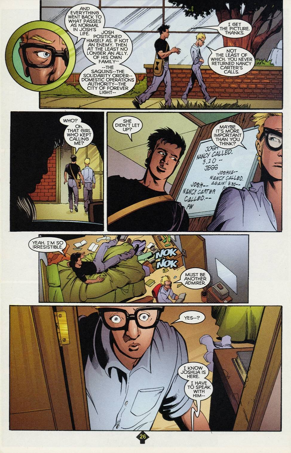 Read online Turok comic -  Issue #4 - 21