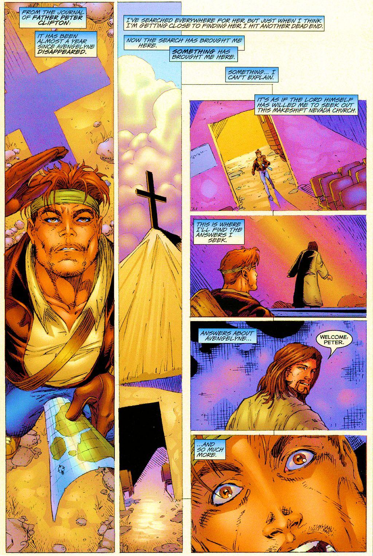 Read online Avengelyne (1999) comic -  Issue #Avengelyne (1999) Full - 18