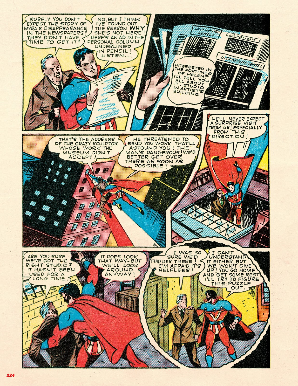Read online Super Weird Heroes comic -  Issue # TPB 2 (Part 3) - 24