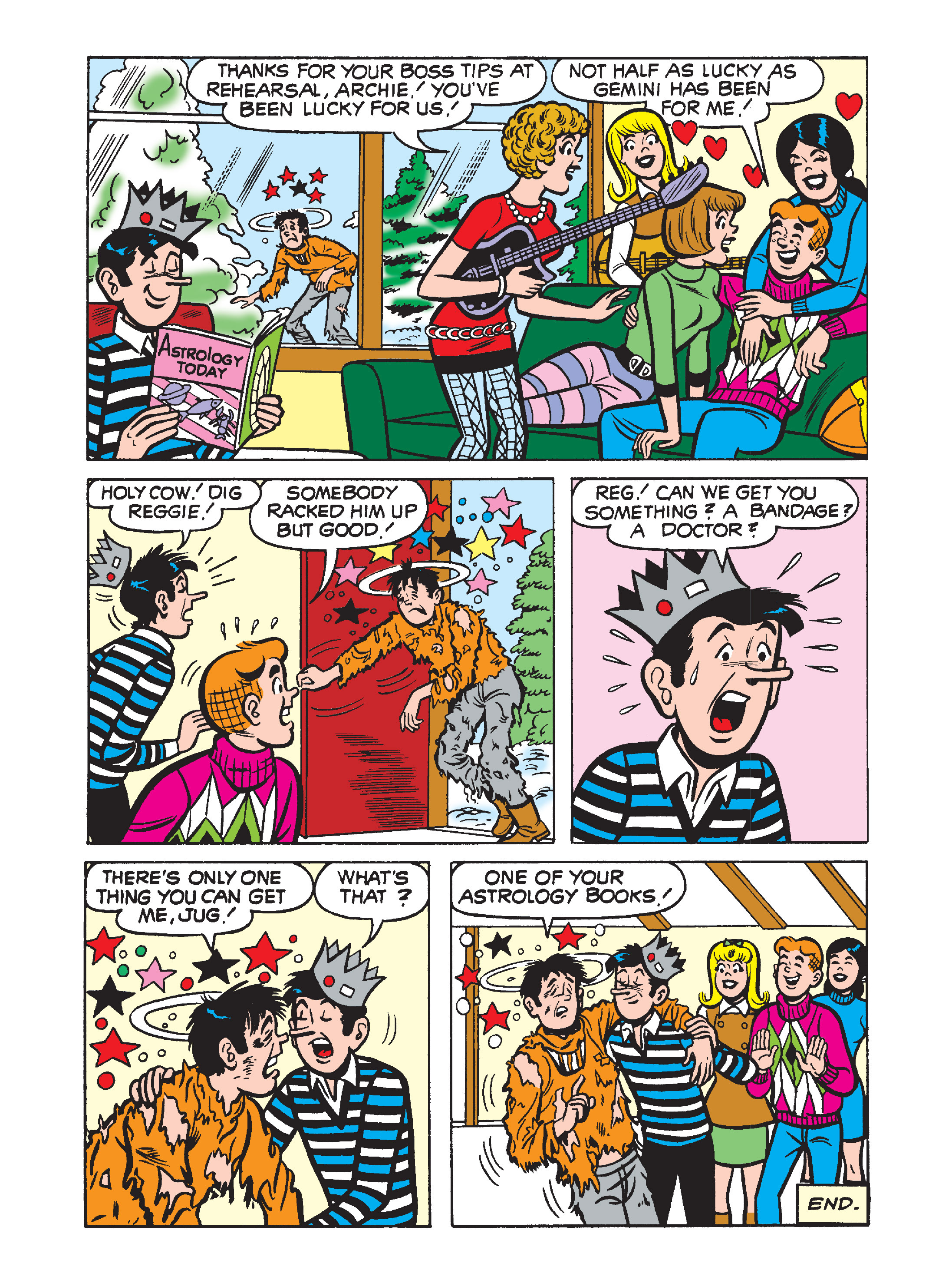 Read online Archie's Funhouse Double Digest comic -  Issue #2 - 18