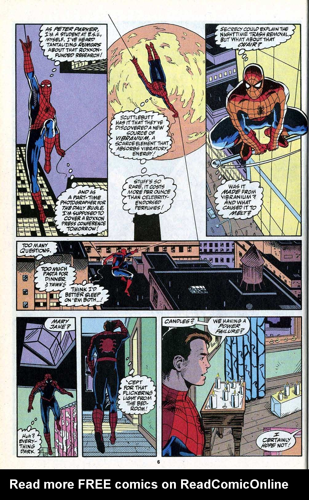 The Amazing Spider-Man (1963) _Annual_25 Page 7