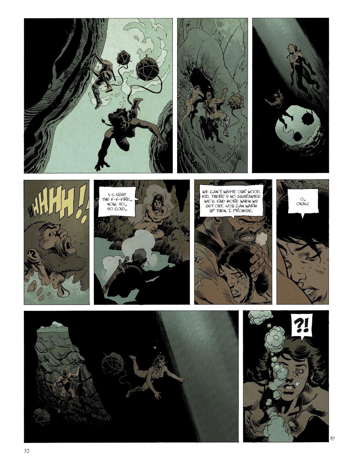 Read online Asgard comic -  Issue #2 - 34