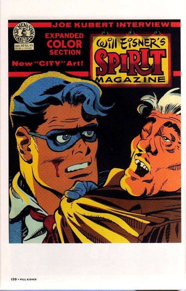 Read online Will Eisner's The Spirit Archives comic -  Issue # TPB 26 (Part 2) - 37