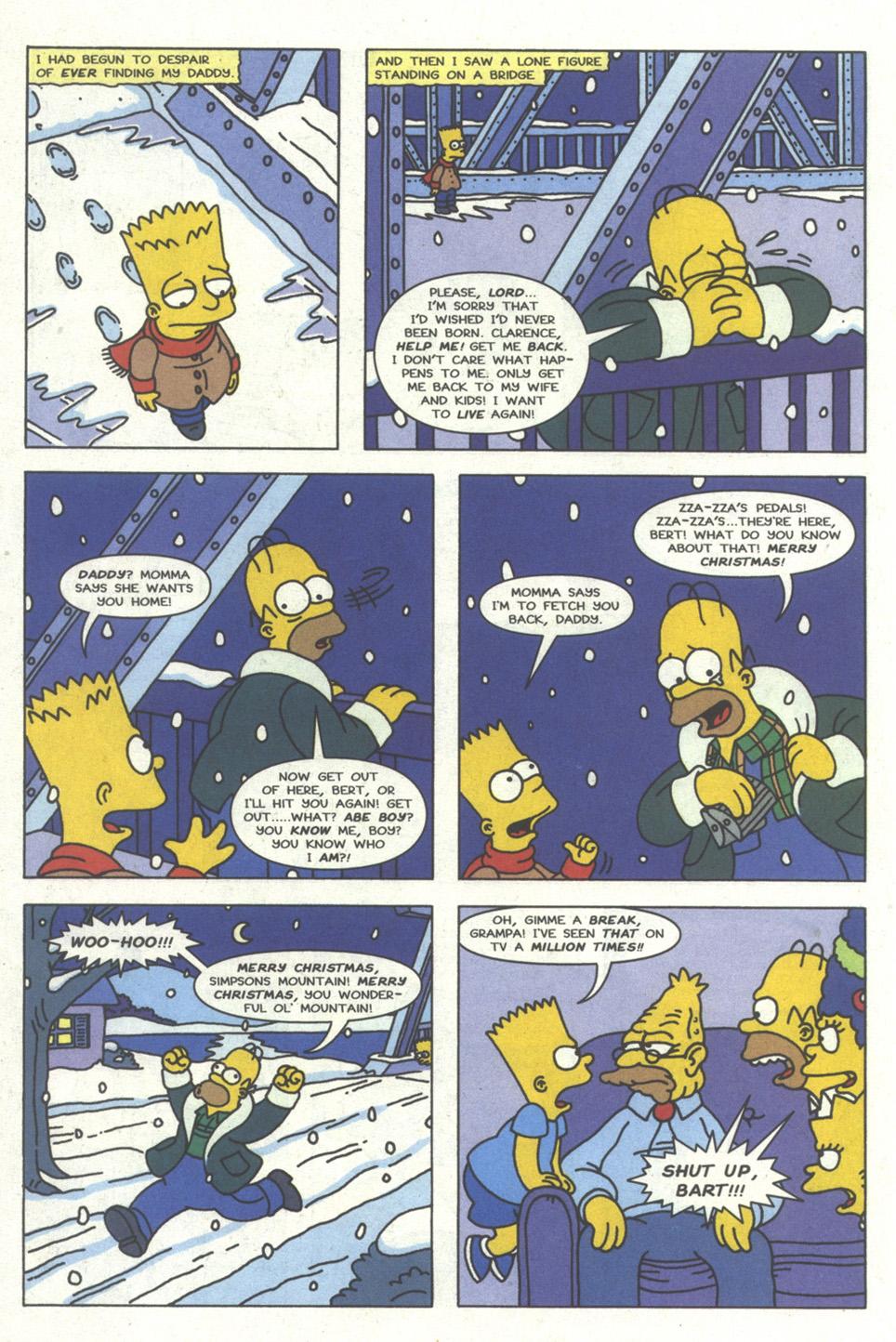 Read online Simpsons Comics comic -  Issue #15 - 17
