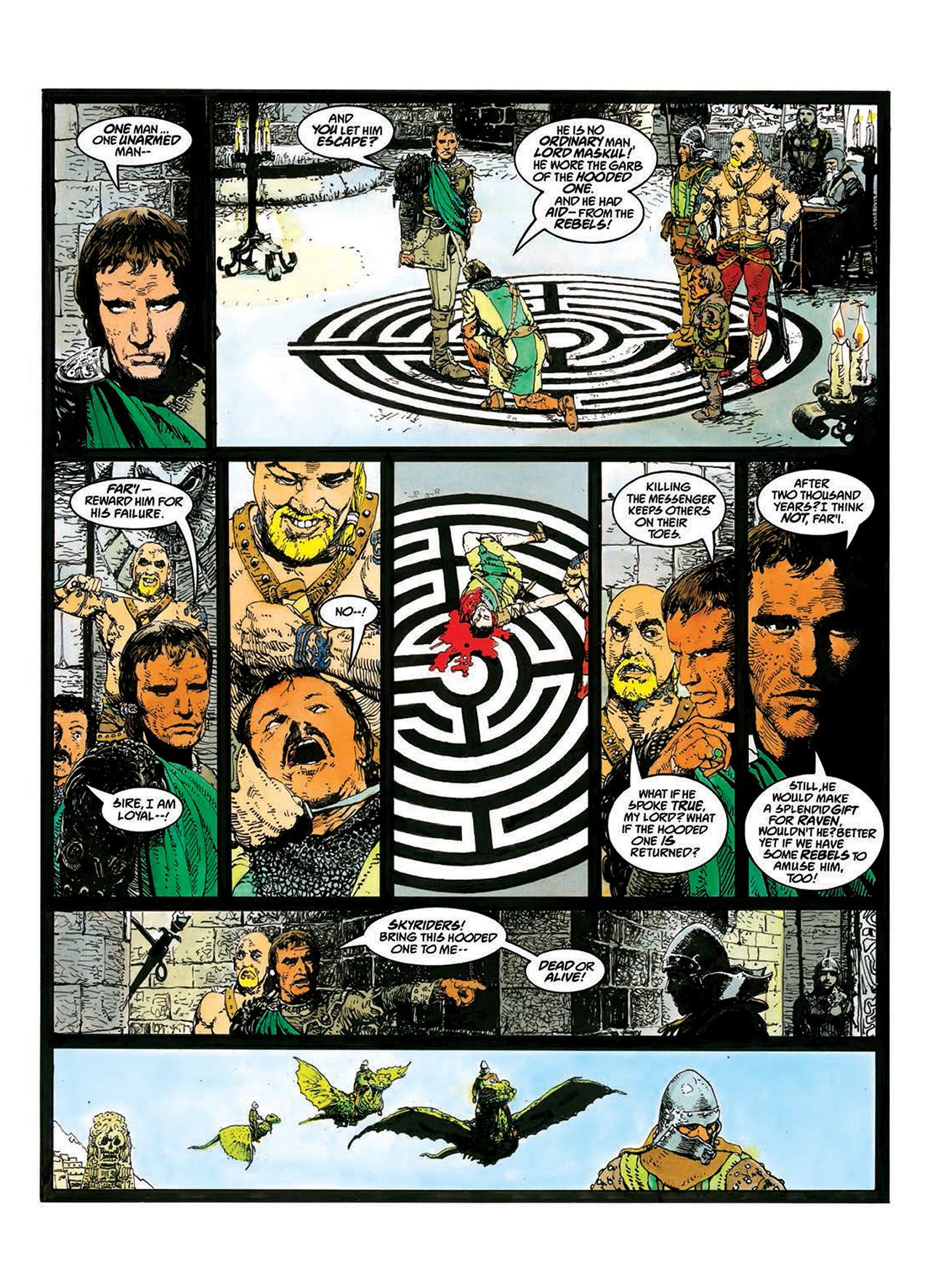 Read online Mazeworld comic -  Issue # TPB - 17