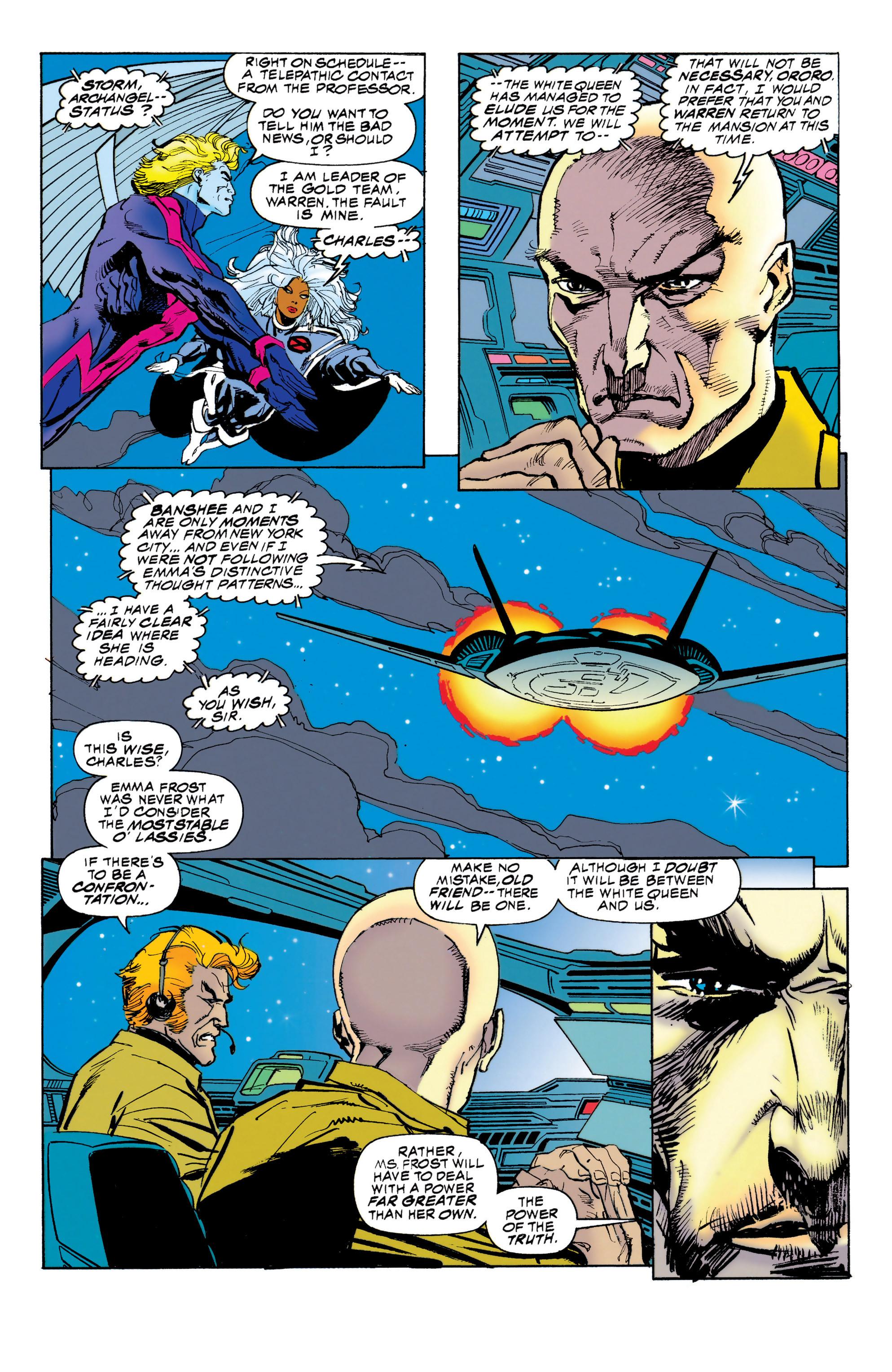 Read online Uncanny X-Men (1963) comic -  Issue #314 - 6