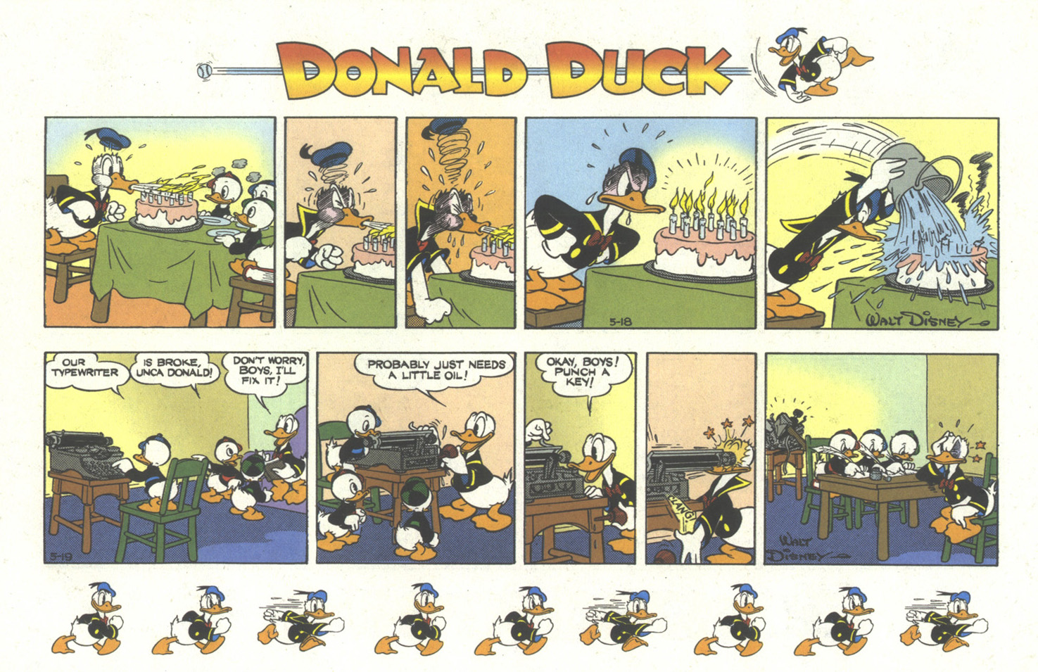 Walt Disney's Donald Duck (1986) issue 297 - Page 19