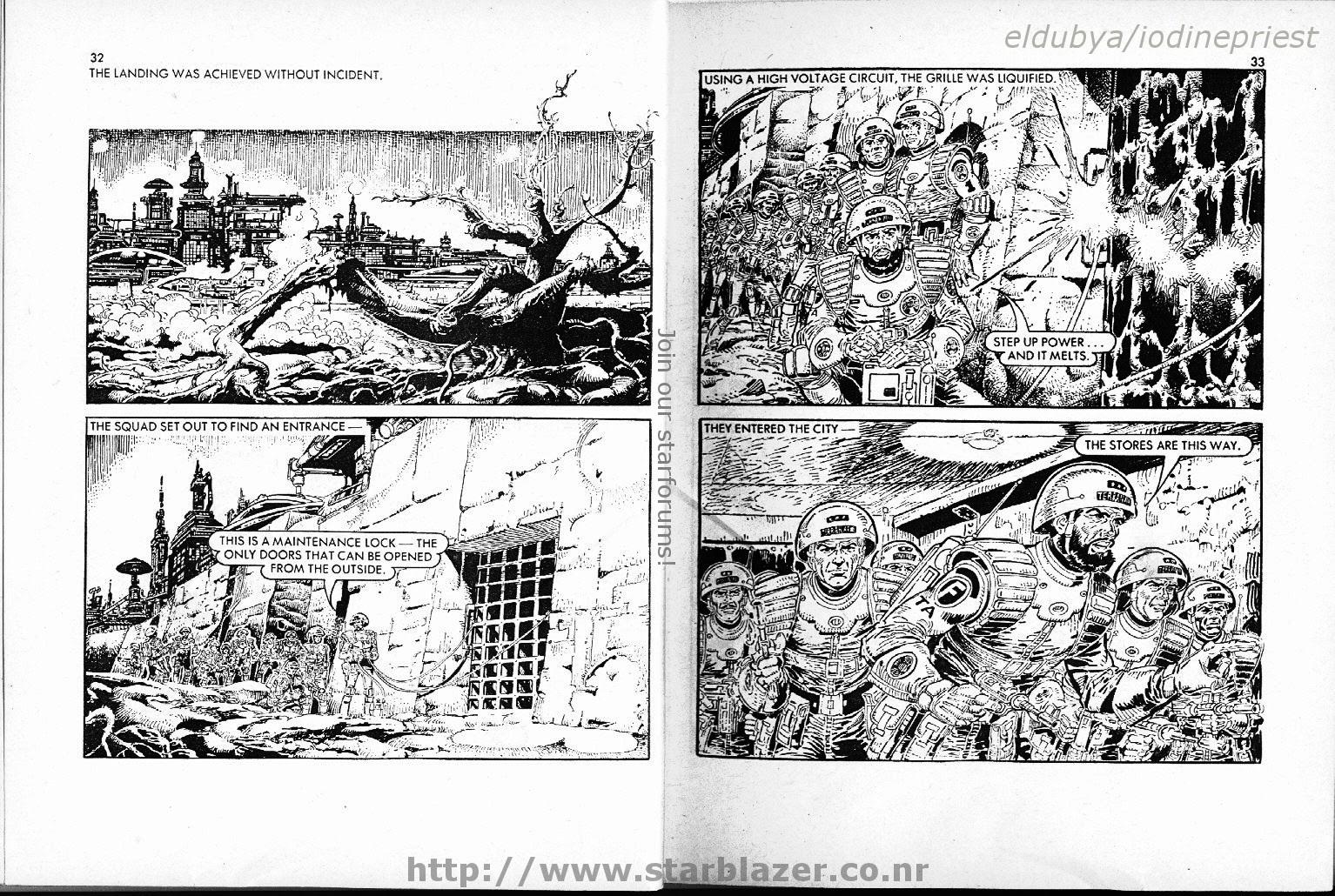 Starblazer issue 107 - Page 18